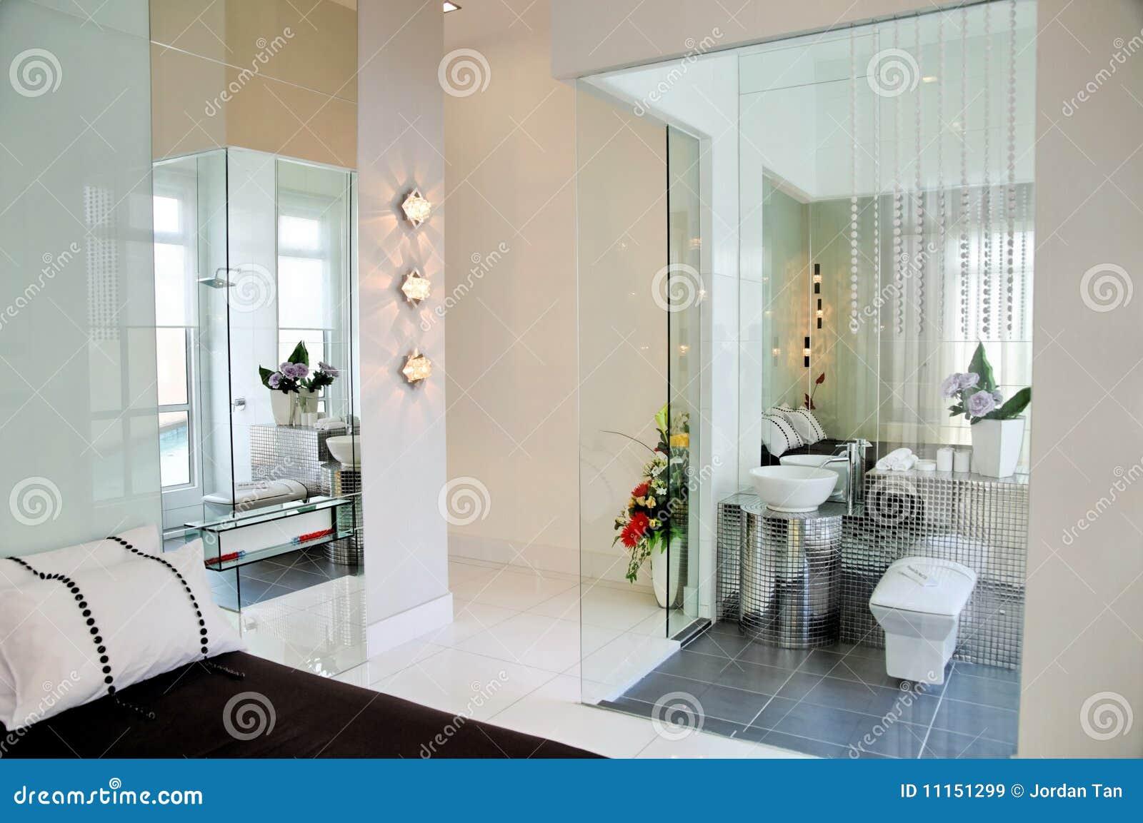 Quarto E Banheiro Imagens de Stock Royalty Free Imagem: 11151299 #786853 1300 953