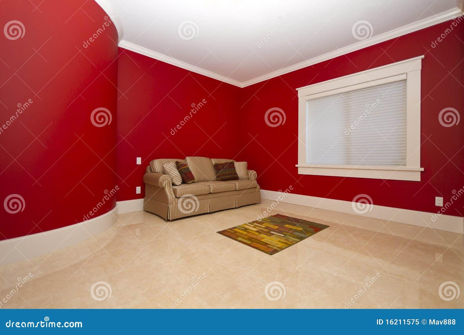 Quarto Vermelho Foto de Stock Royalty Free Imagem 16211575 ~ Quarto Planejado Vermelho