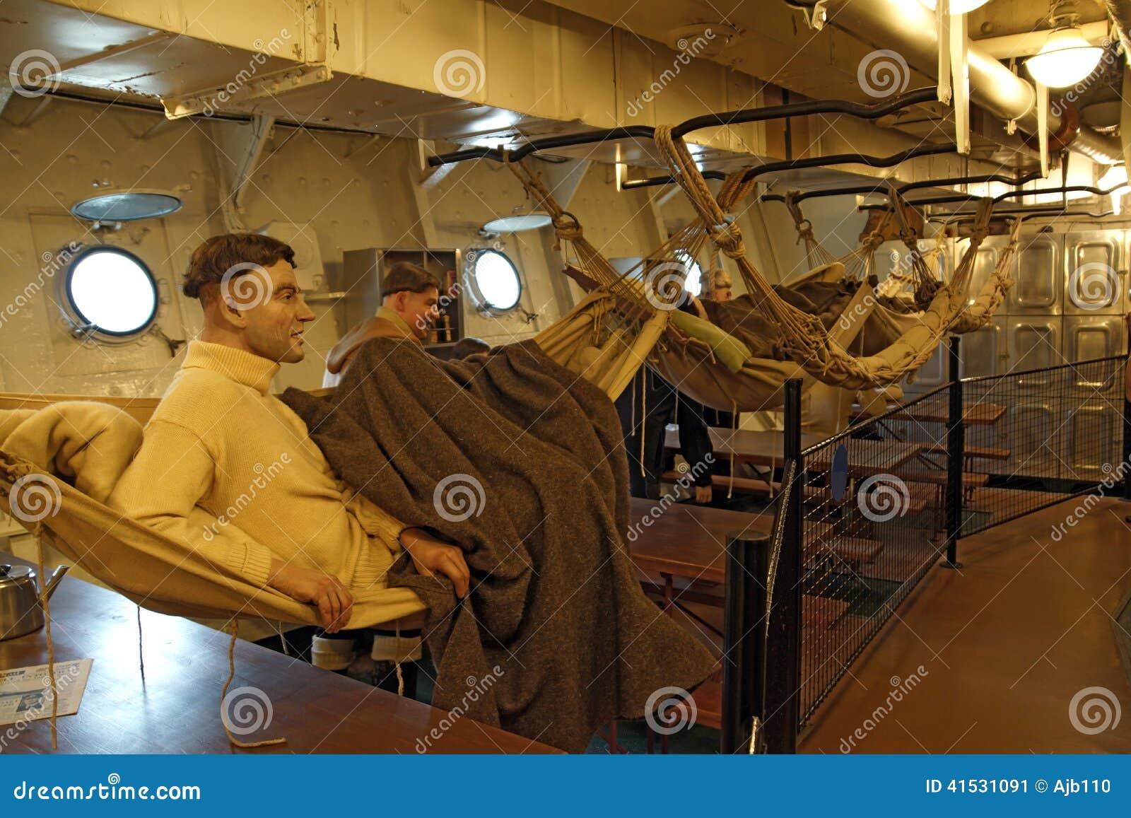 Quarts de sommeil d équipage