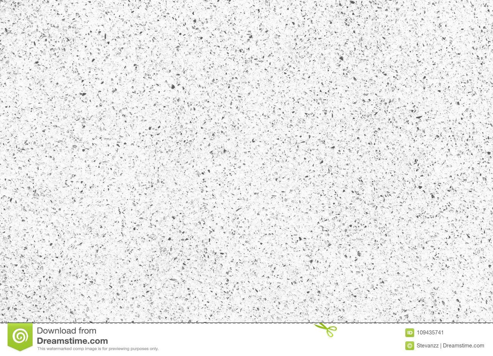 Quartz Surface White For Bathroom Or Kitchen Countertop Stock Image ...