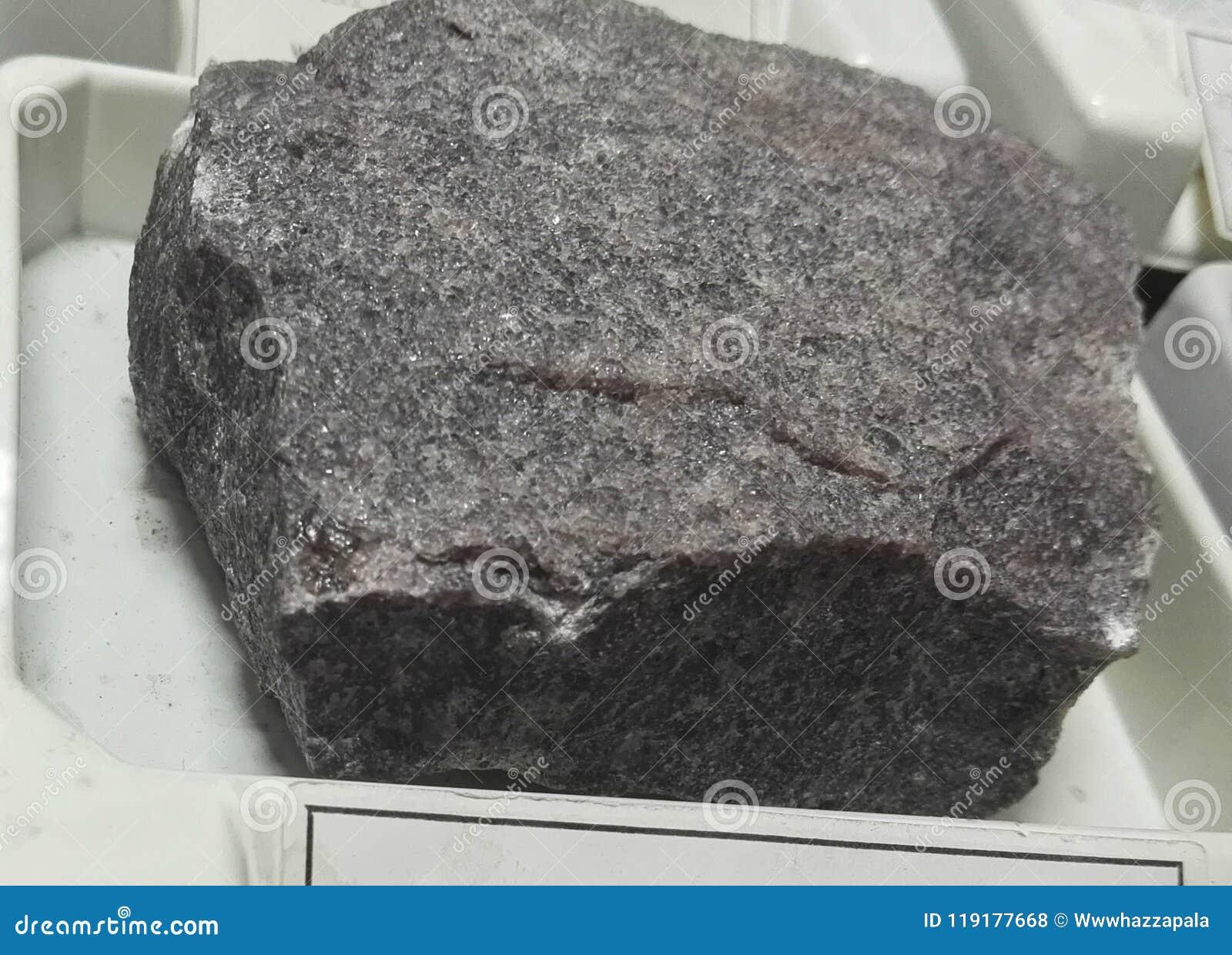 Quartzite sedimentary rock stock photo  Image of metamorphosed