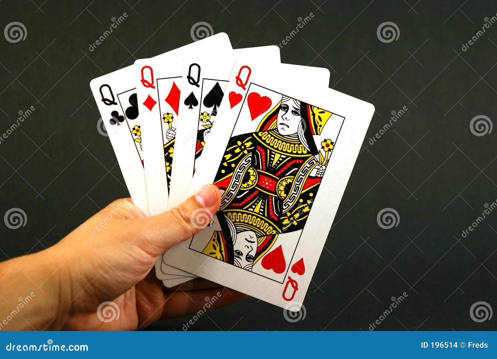 Quatre reines