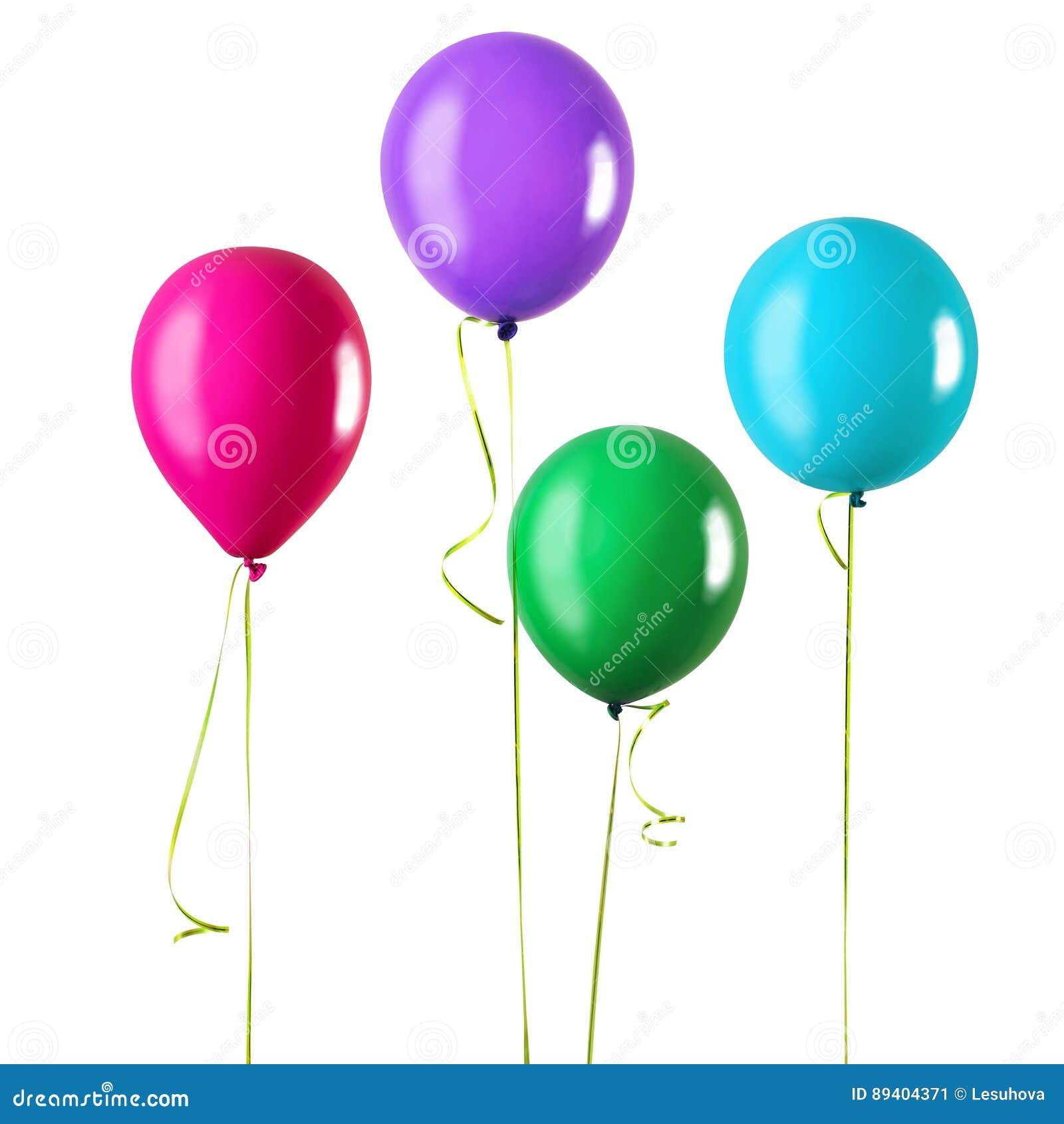 Quatro balões