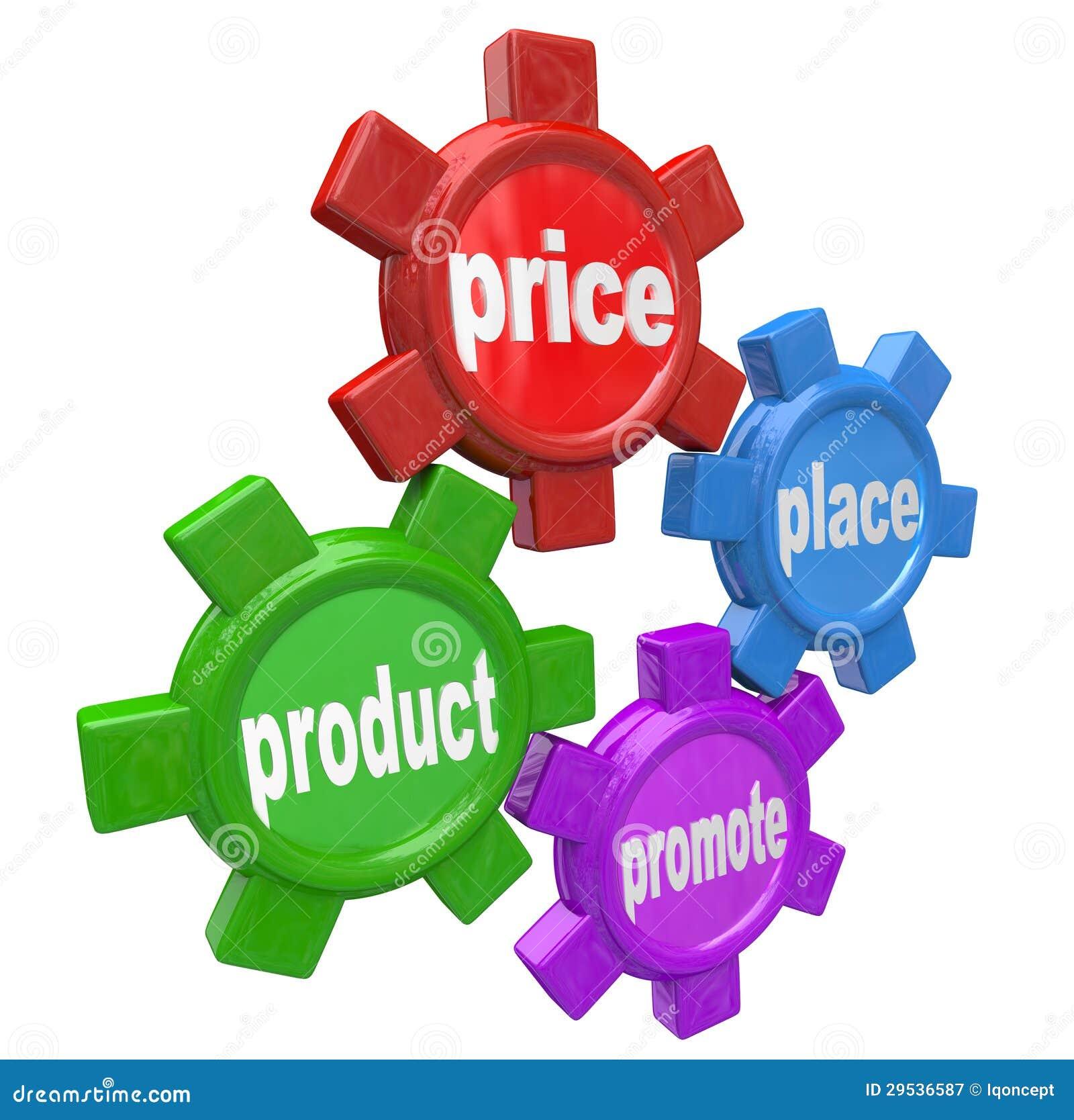 Quatro picosegundos os princípios de mercado misturam o negócio bem sucedido