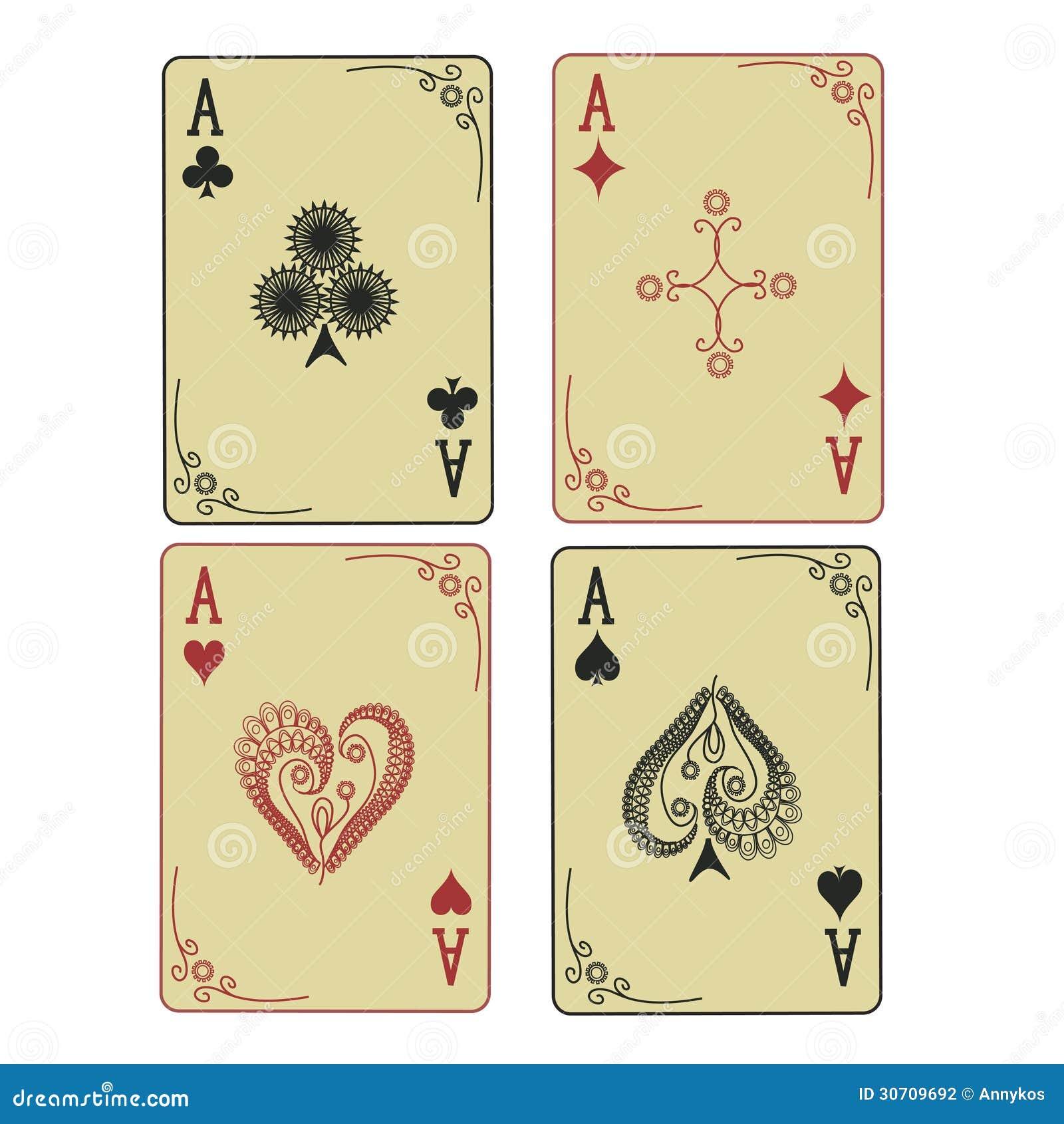 Carte da gioco blackjack