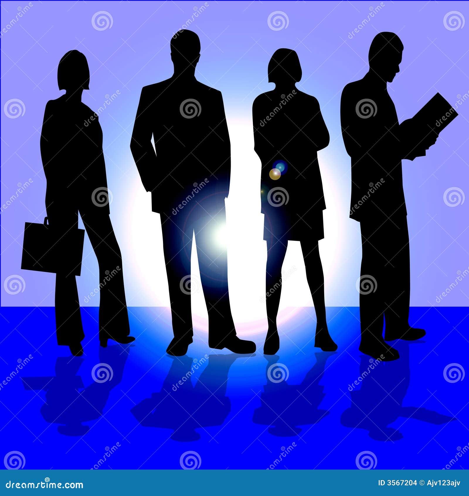 Quattro genti di affari