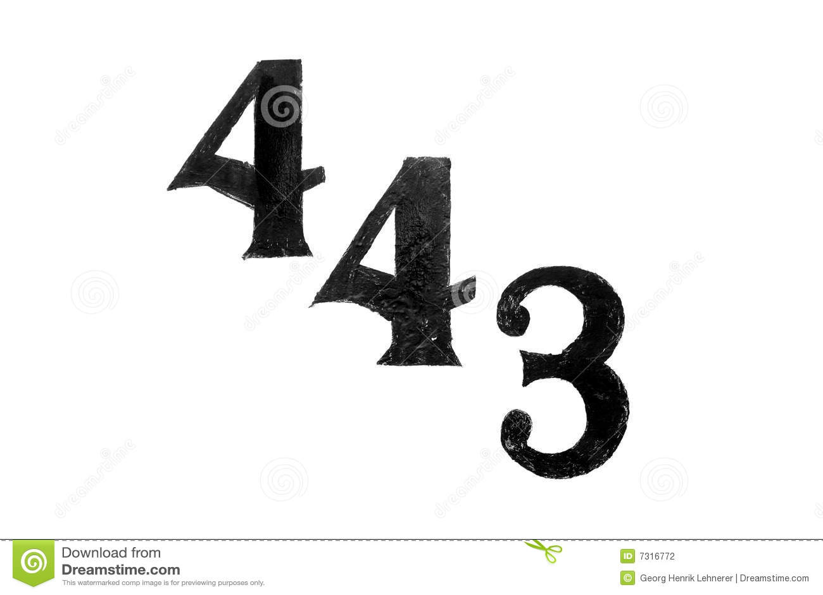 Quattro quattro tre