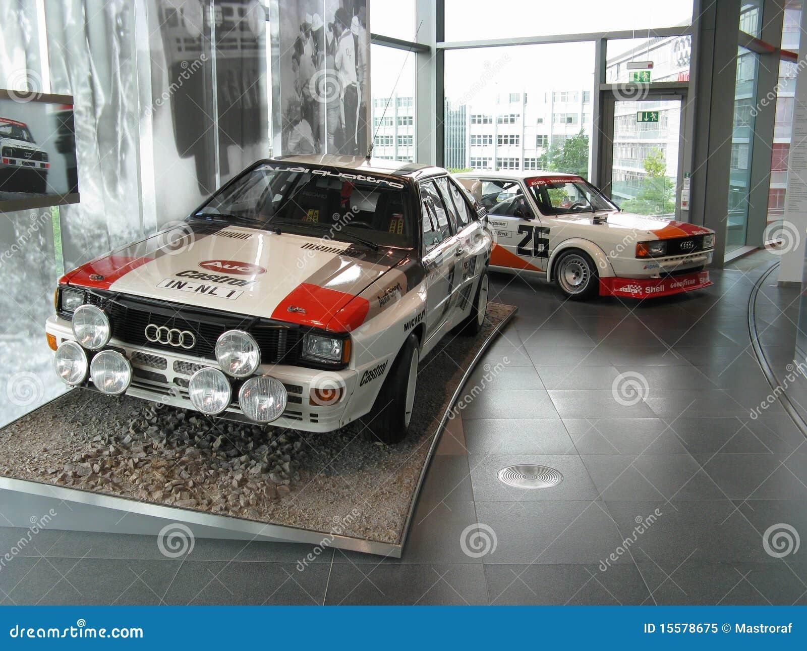 Quattro van Audi