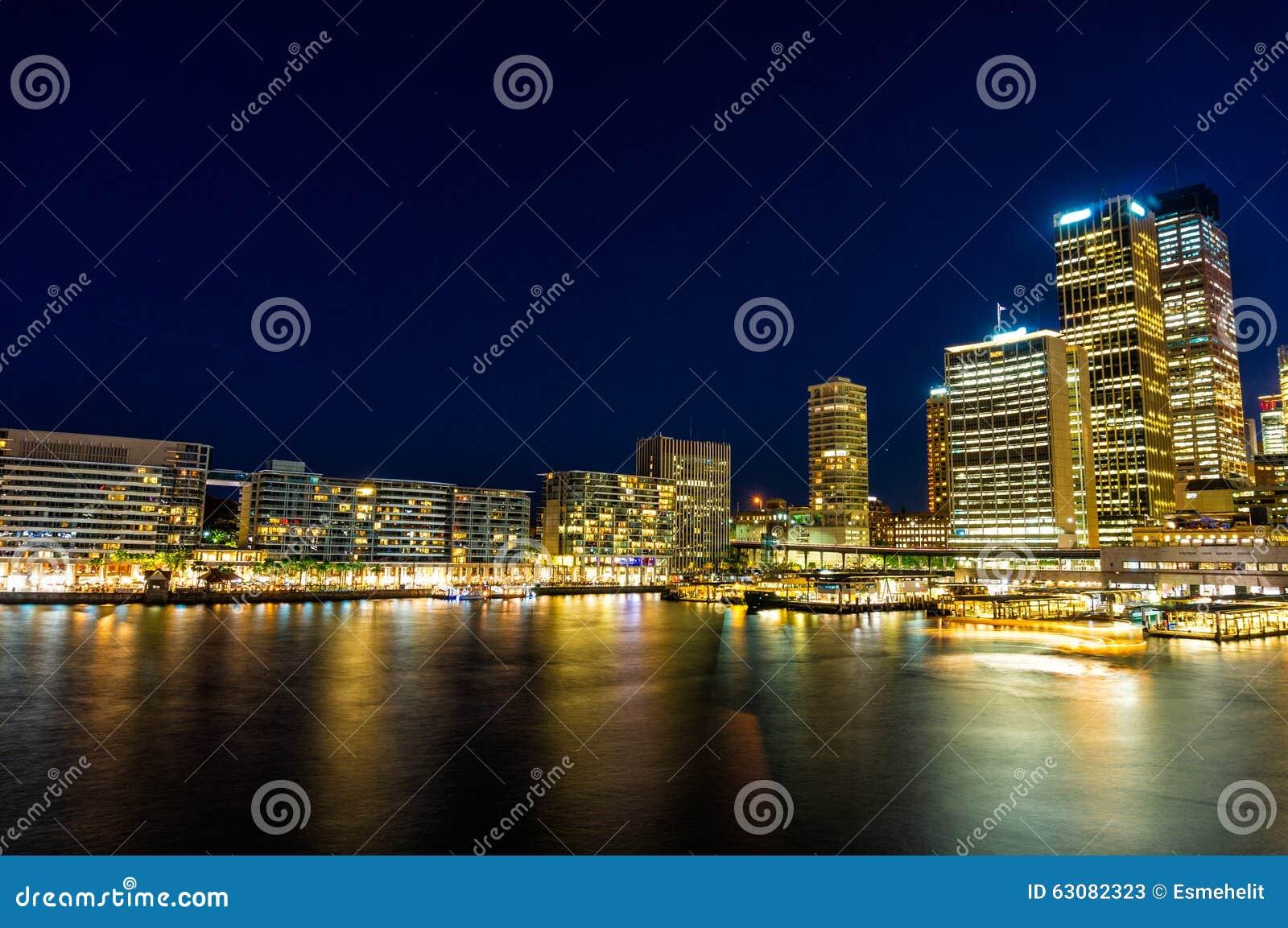 Download Quay Circulaire Et Sydney Business District Centre Image stock - Image du construction, destination: 63082323
