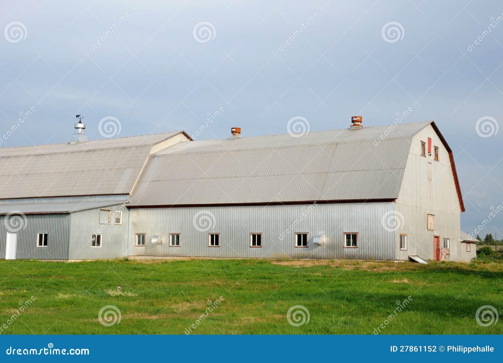 Quebec, w l gospodarstwo rolne wysepka