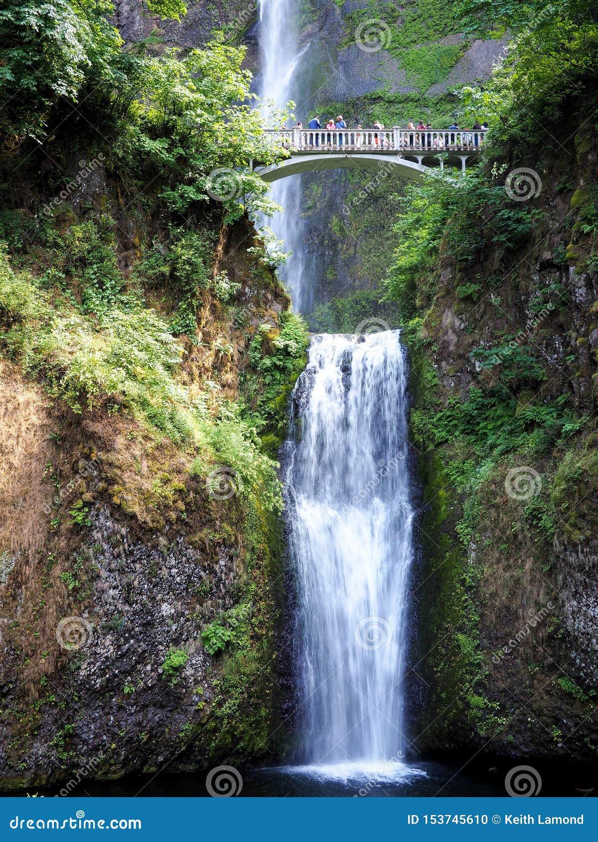 Quedas de Multnomah, Oregon