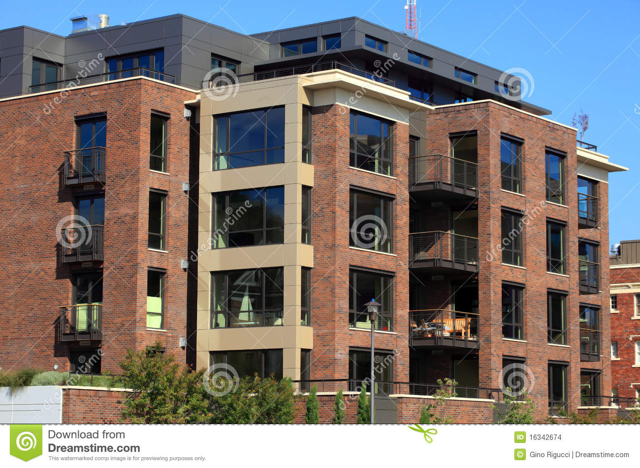 Queen anne condominiums seattle wa stock images image Built in seattle