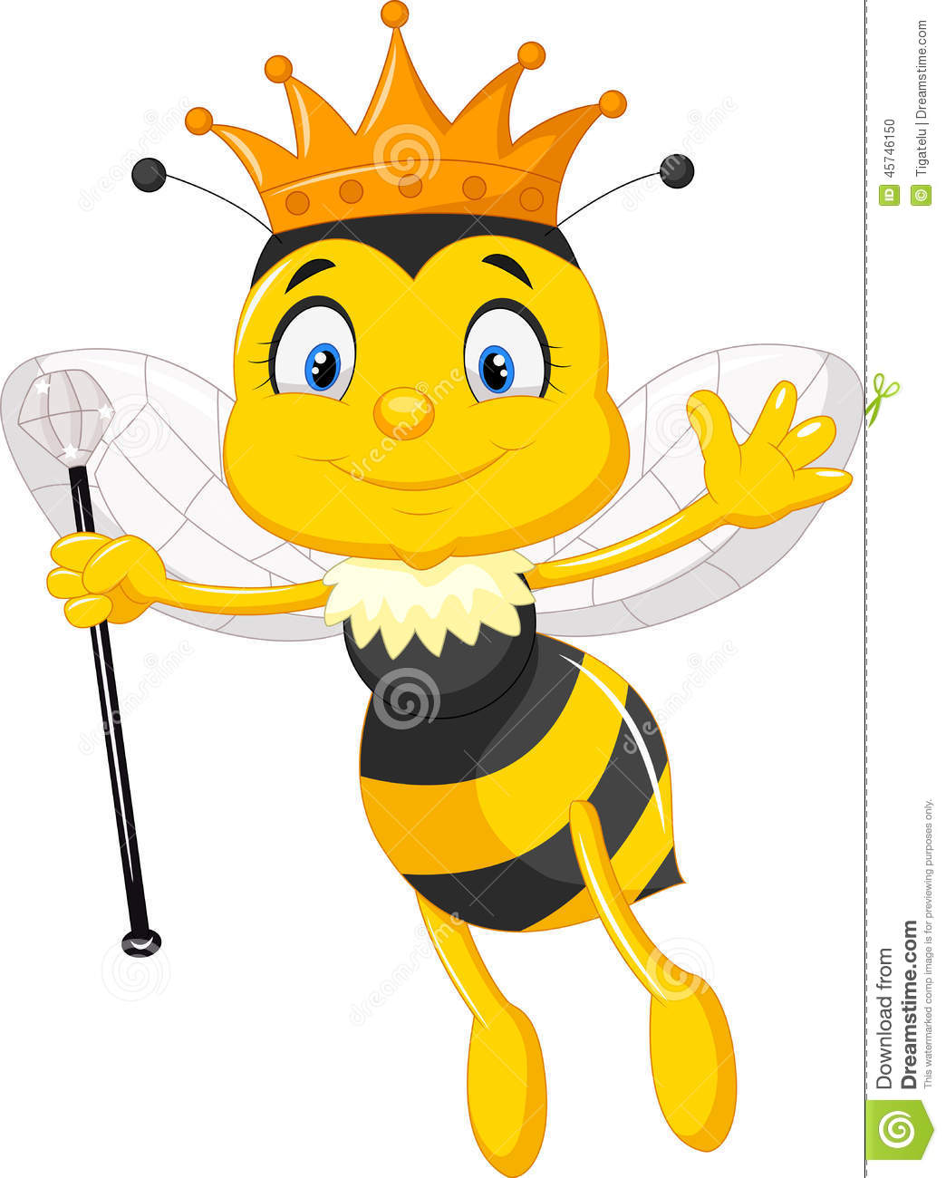 how to catch a queen bee