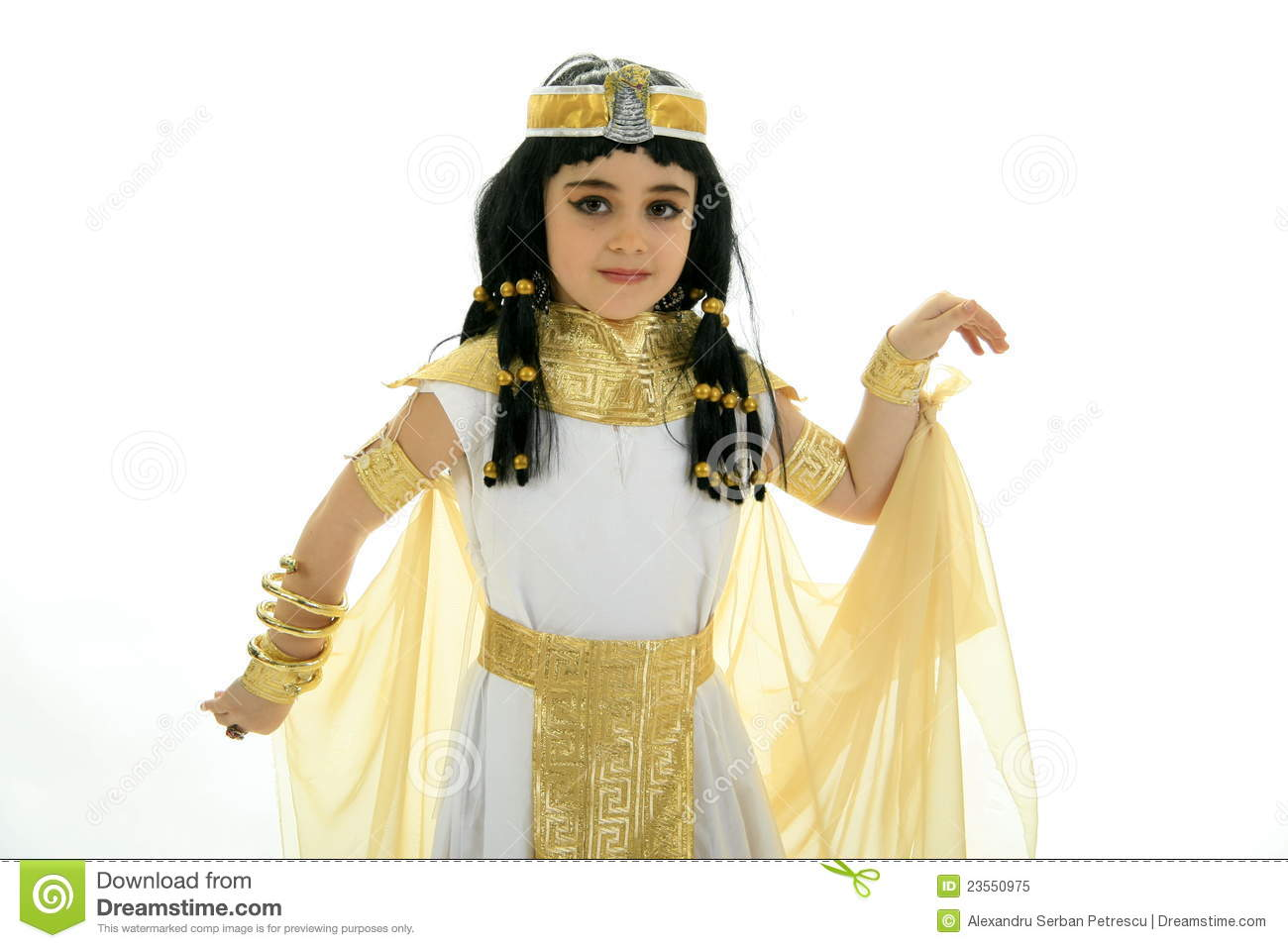 Queen Cleopatra Royalty Free Stock Photo Image 23550975
