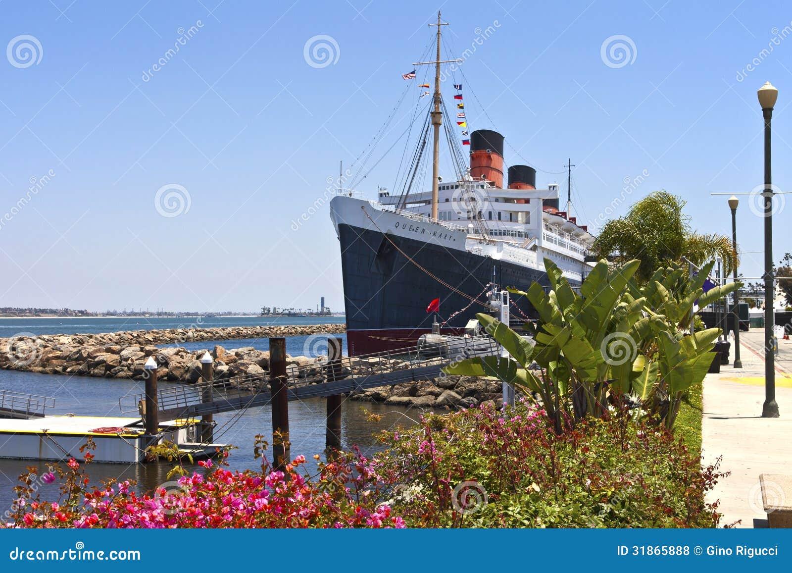 Ship Queen Mary Long Beach Ca