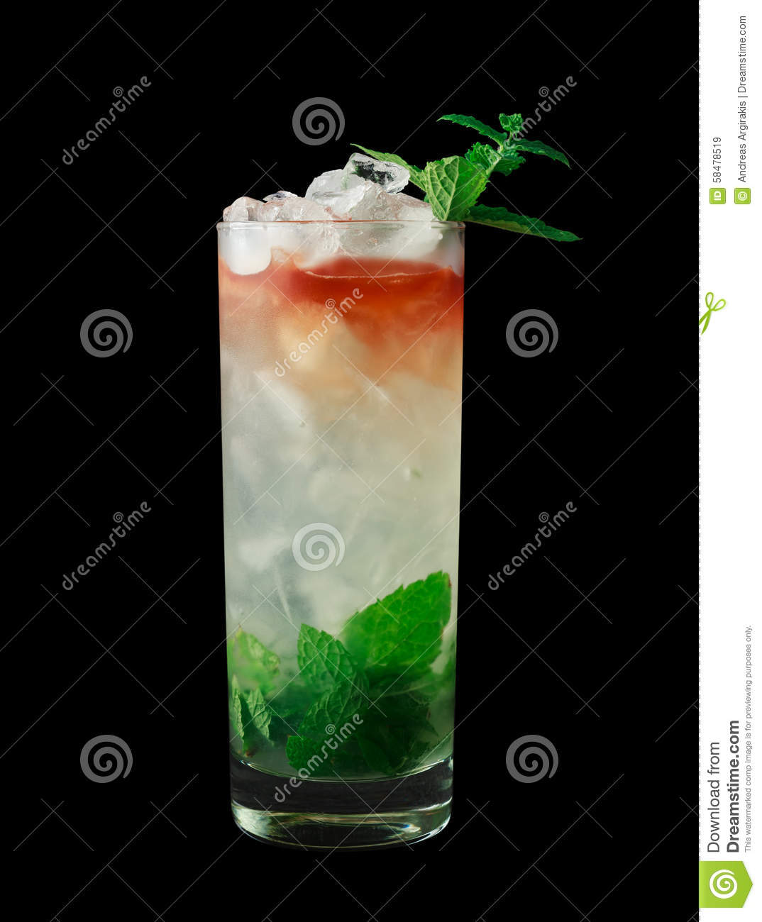 Queens Park Swizzle is a classic cocktail from the 1920s that contains ...