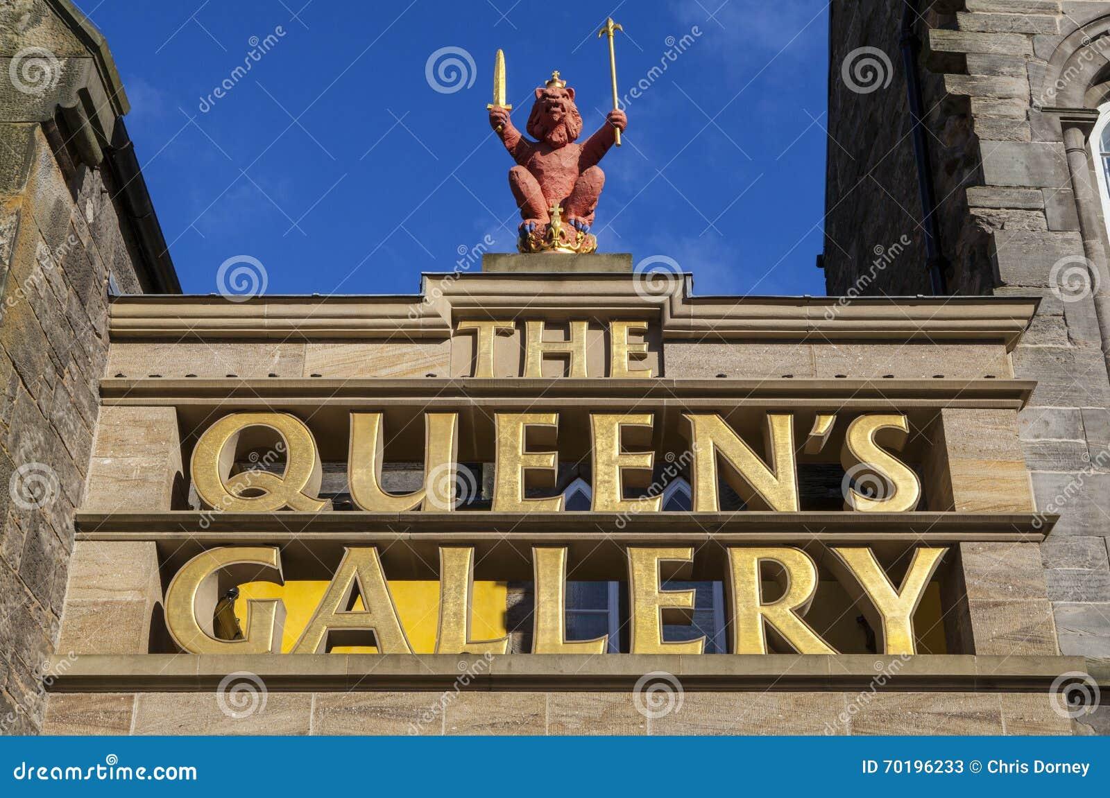Queensgallerit i Edinburg