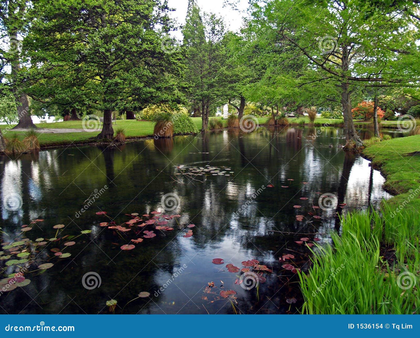 Queenstown garden stock images image 1536154 for Garden design queenstown