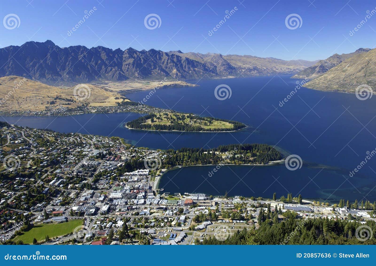 New Zealand Time Image: New Zealand Royalty Free Stock Image