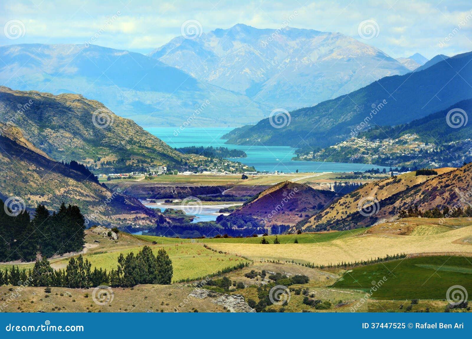 Queenstown Nieuw Zeeland