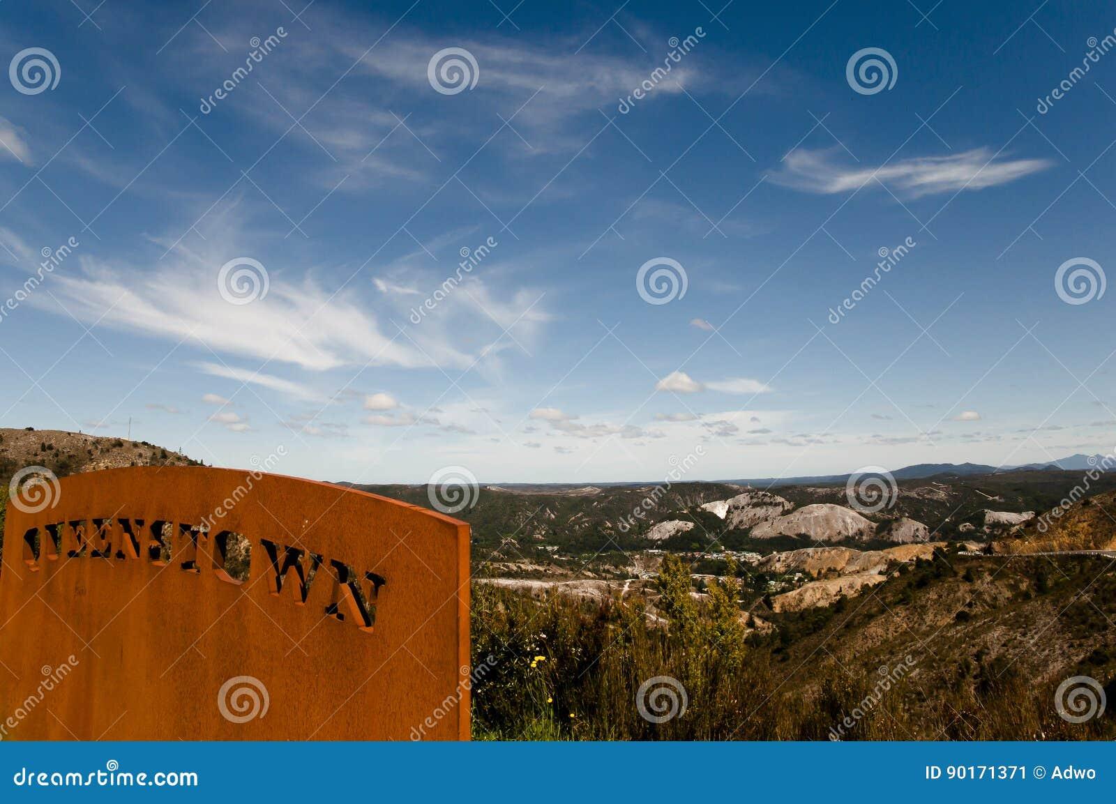 Queenstown - Tasmanige