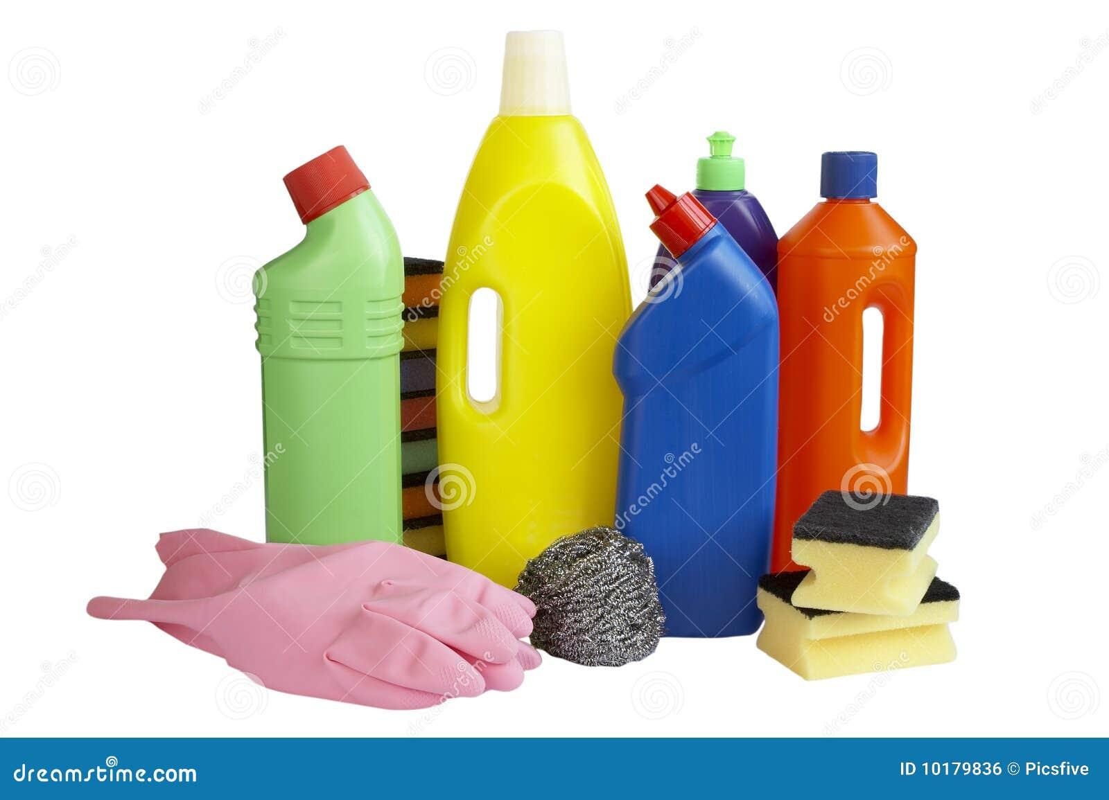 Quehacer dom stico de los productos de limpieza de discos - Productos limpieza cocina ...