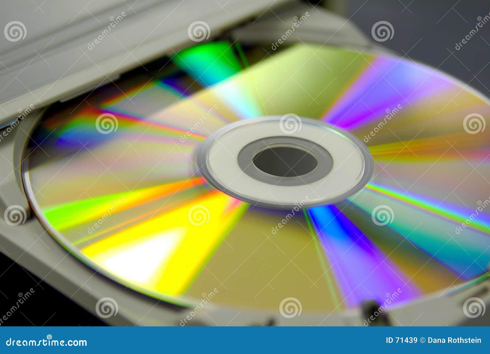 Queimador CD