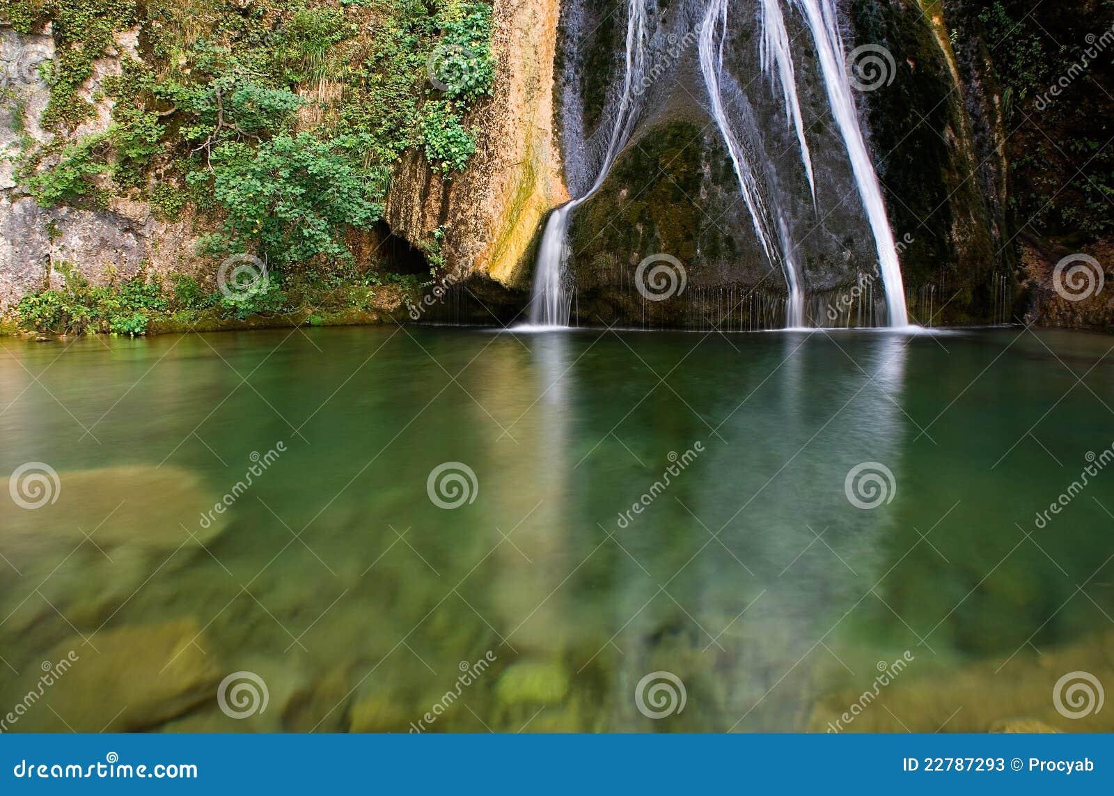 Quelle des Wassers