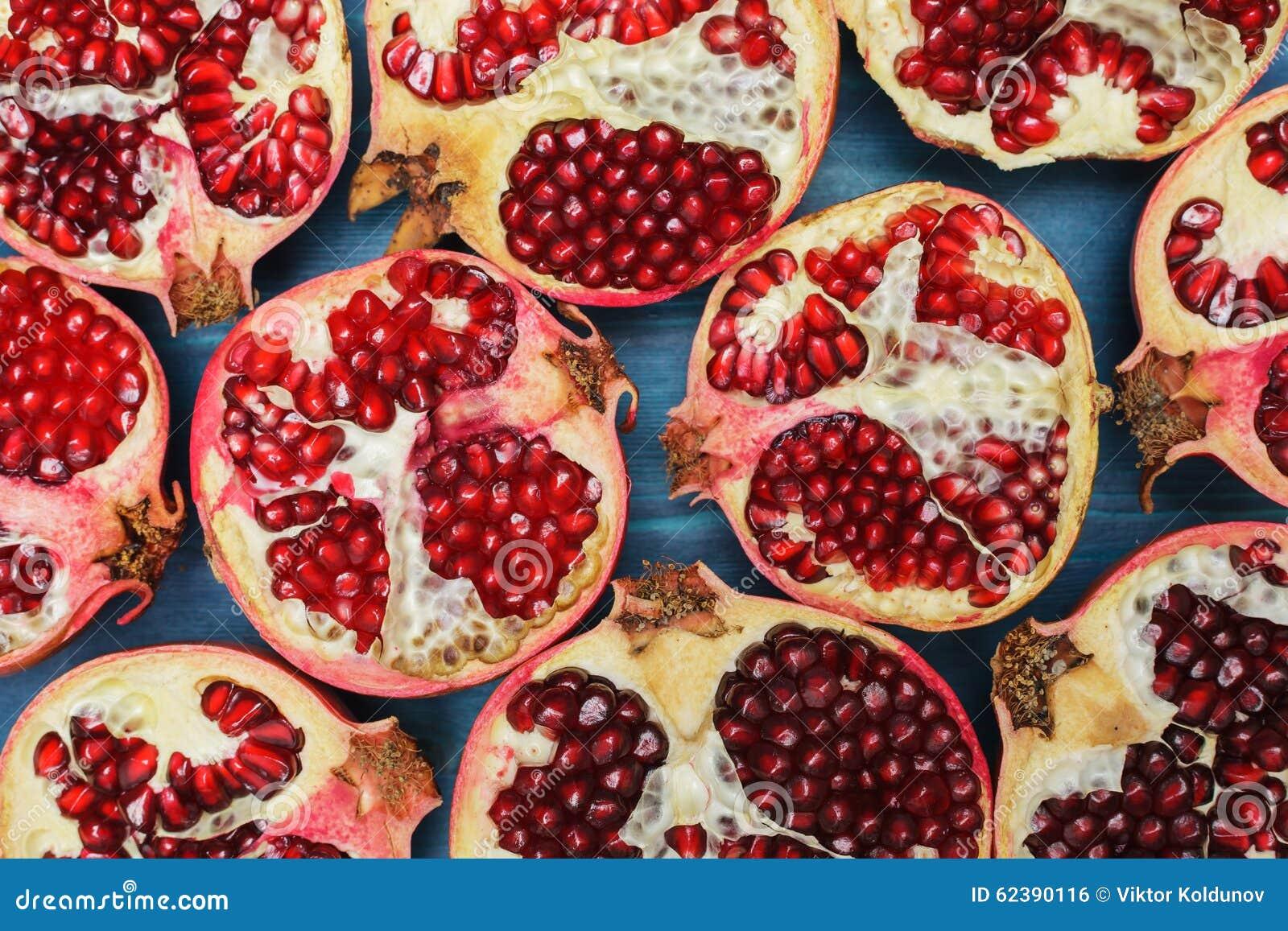 Quellen von Vitaminen und von Antioxydantien im Winter, Lebensmittel für rohes
