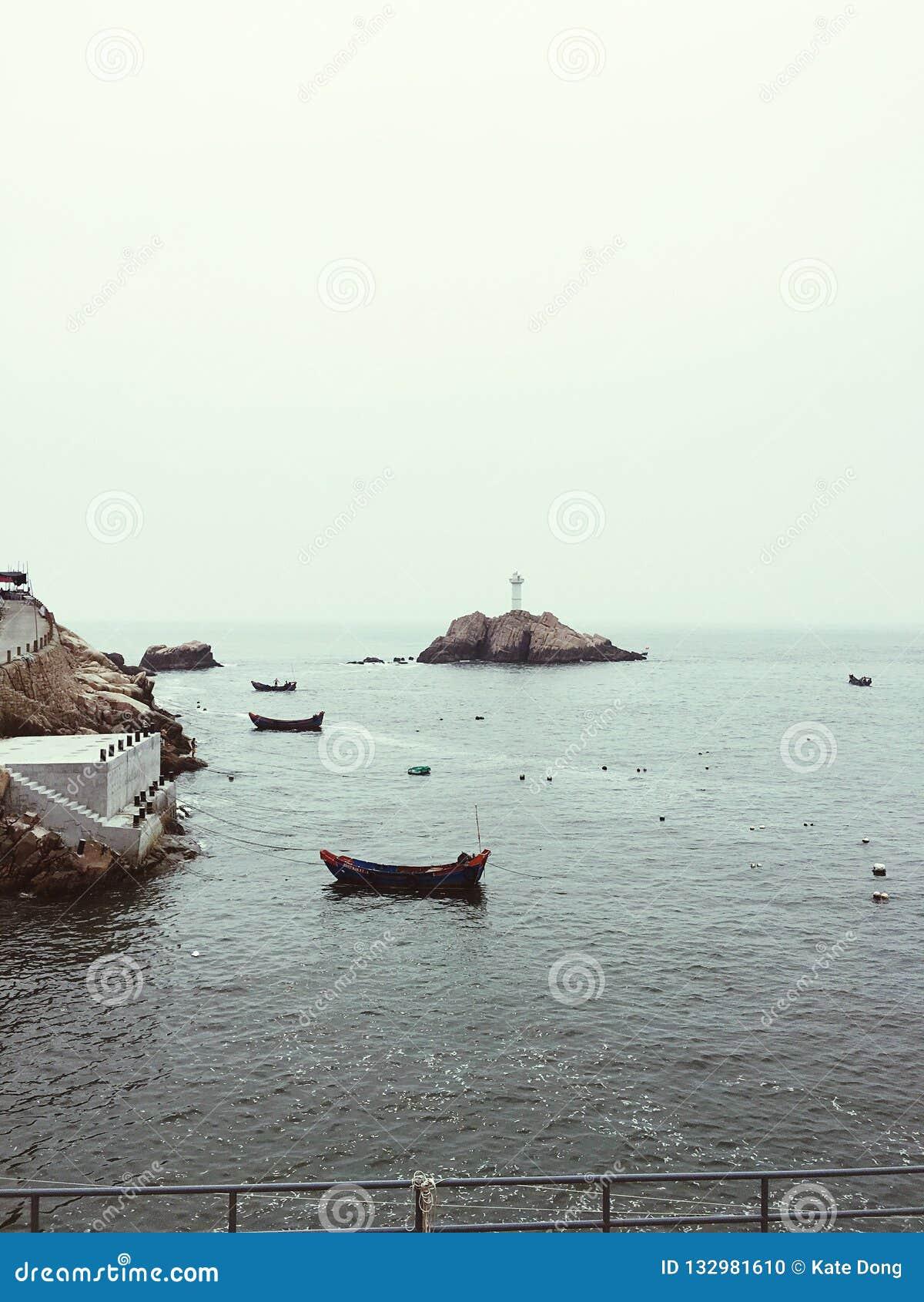 Quelque chose romantique au sujet de Dong Ji Islands