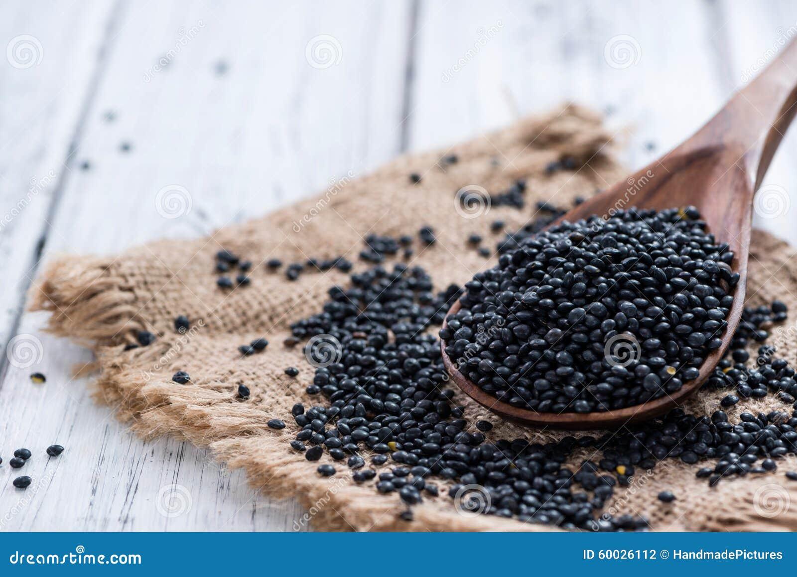 quelques lentilles noires tir en gros plan photo stock image 60026112. Black Bedroom Furniture Sets. Home Design Ideas