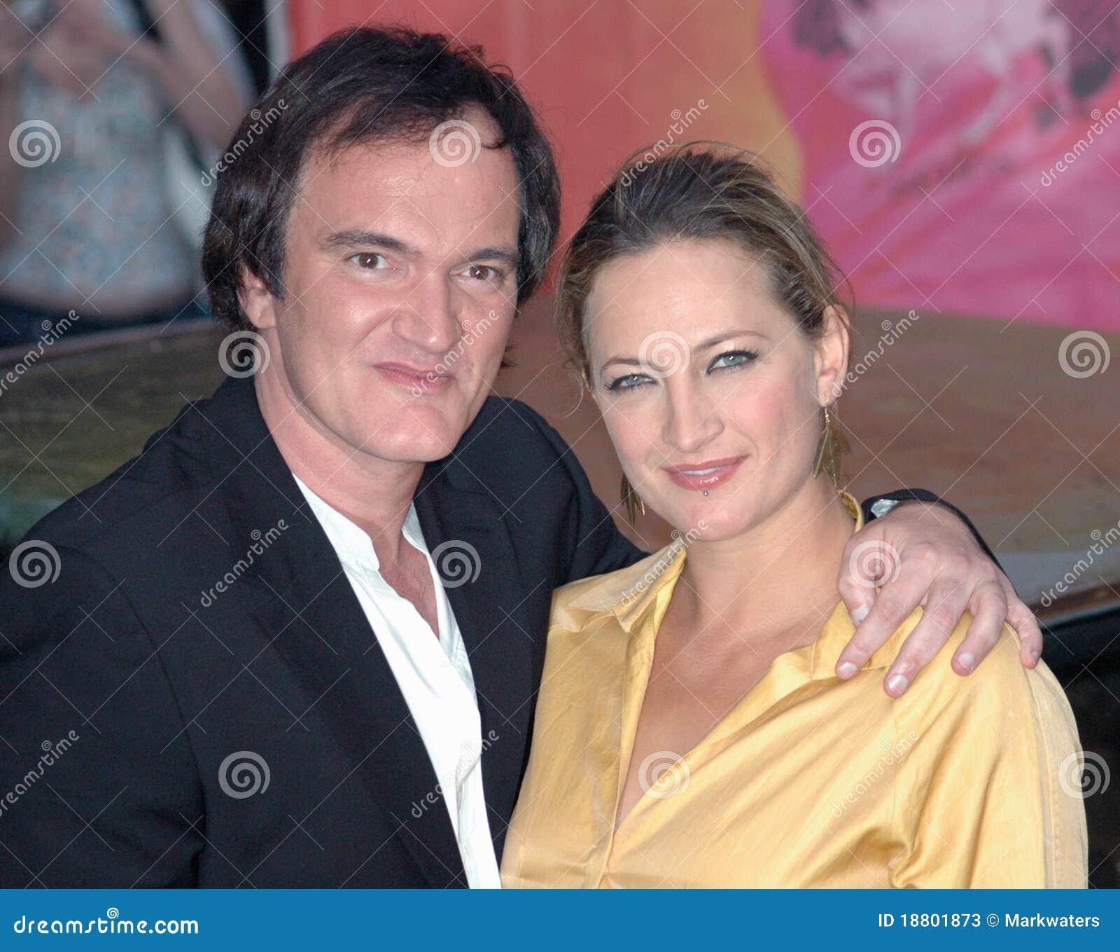 Quentin Tarantino, Zoe Bell