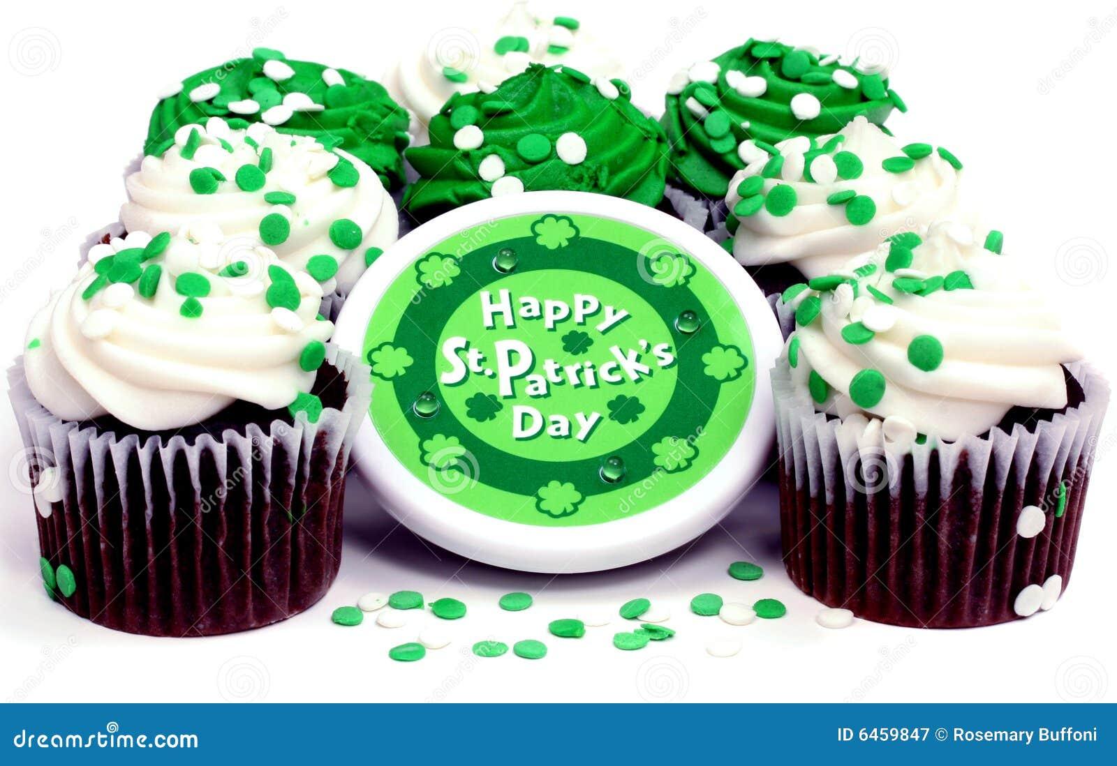 Queques do St. Patrick