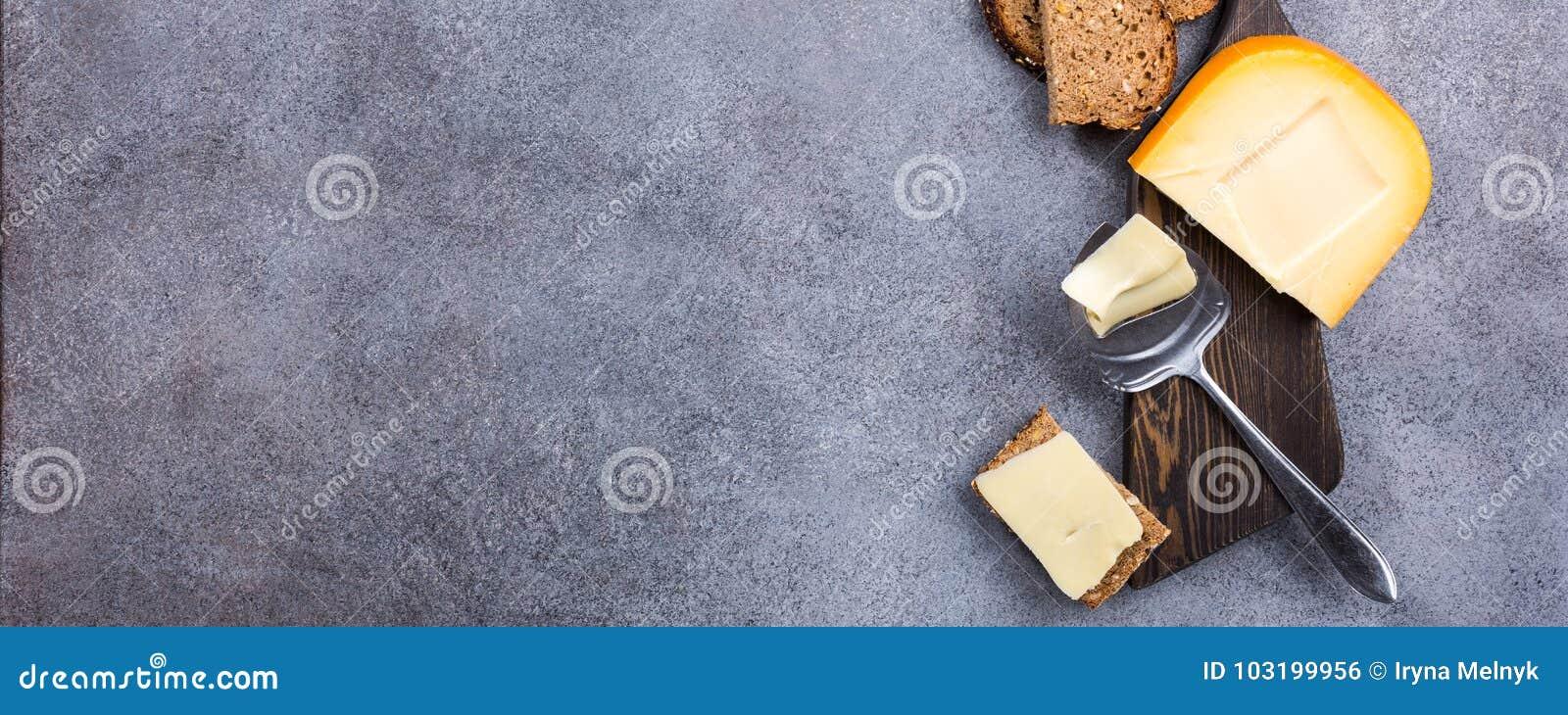 Queso de Gouda delicioso