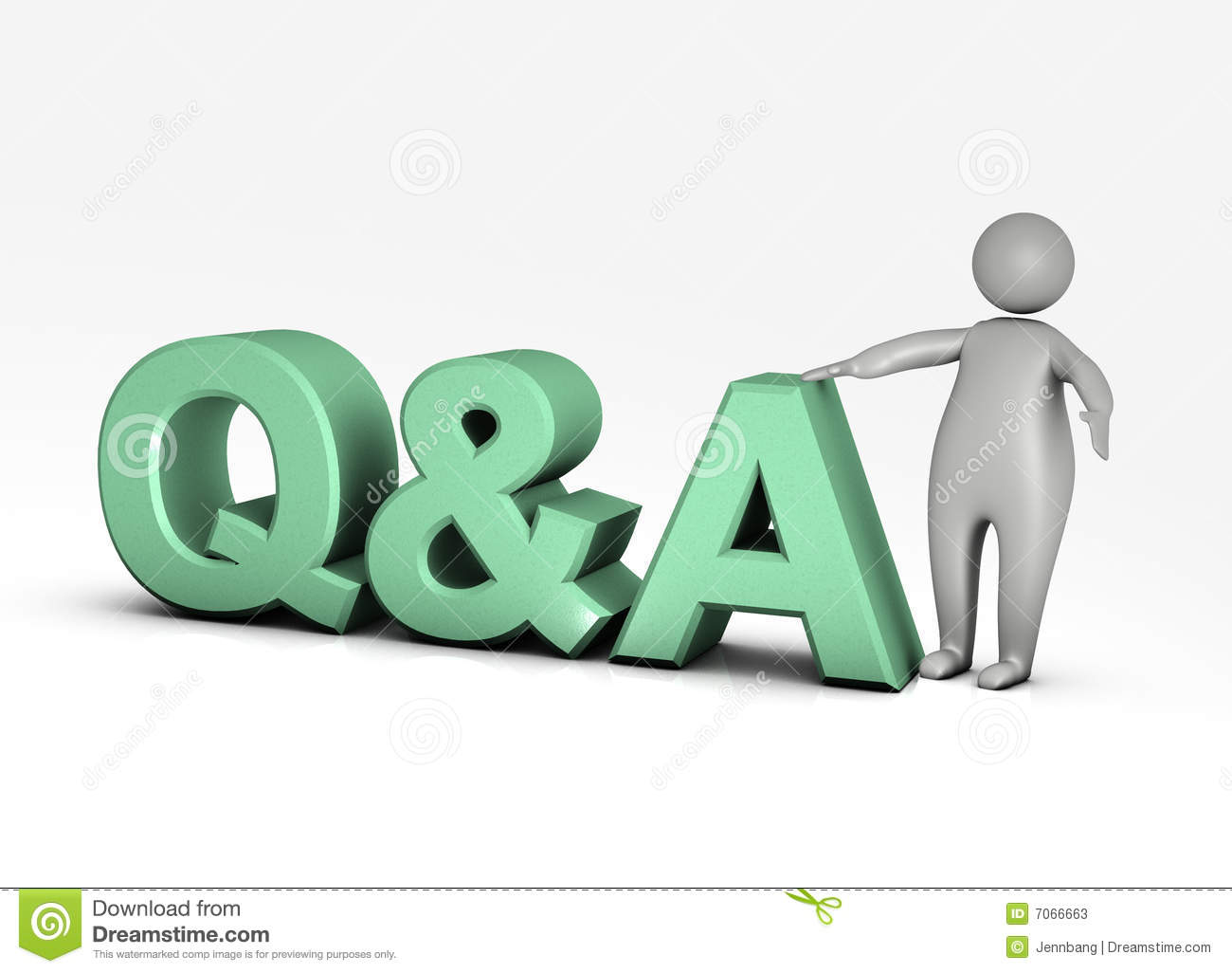question and answer stock photos