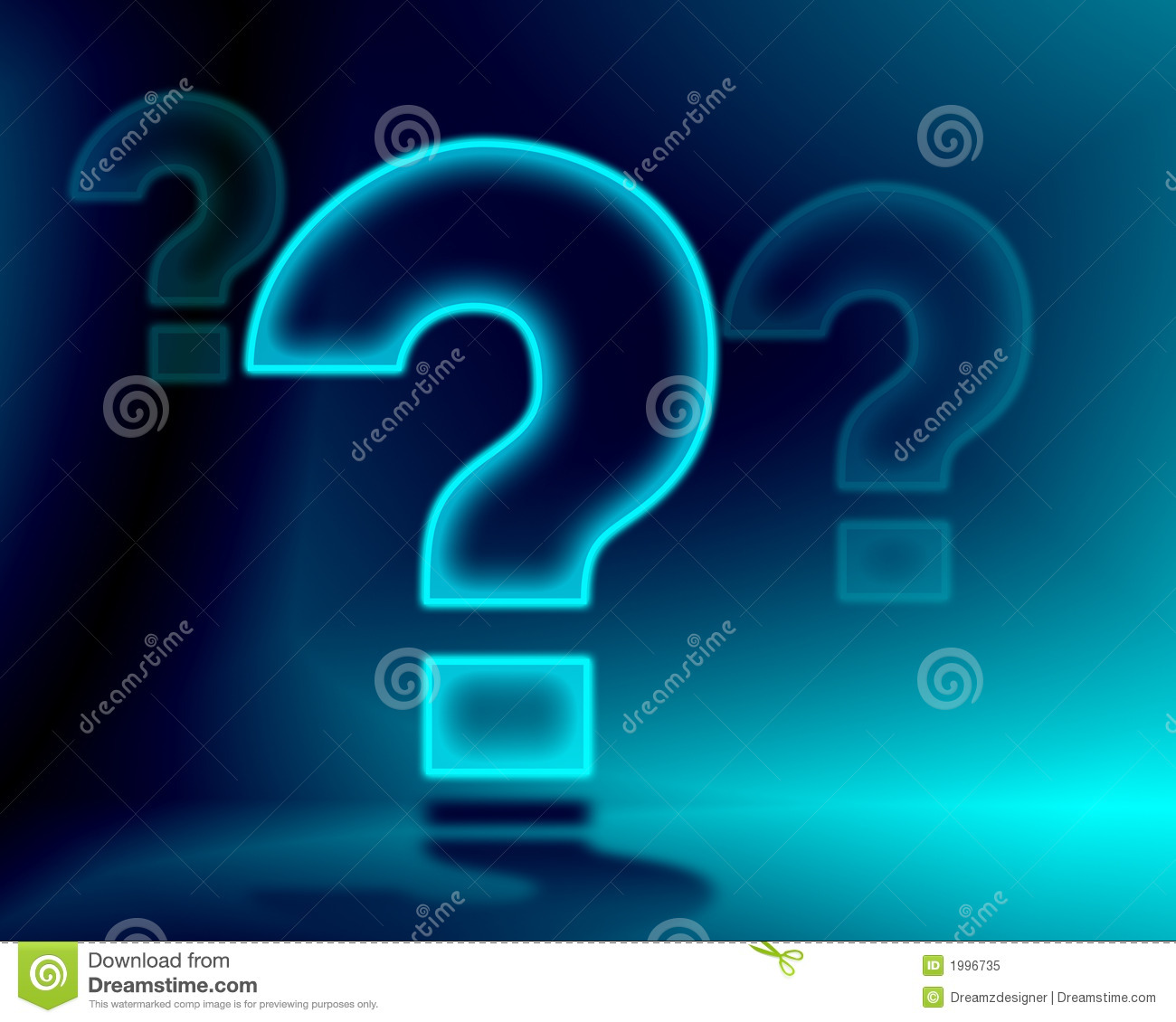 Question Mark Royalty Free Stock Photo Image 1996735
