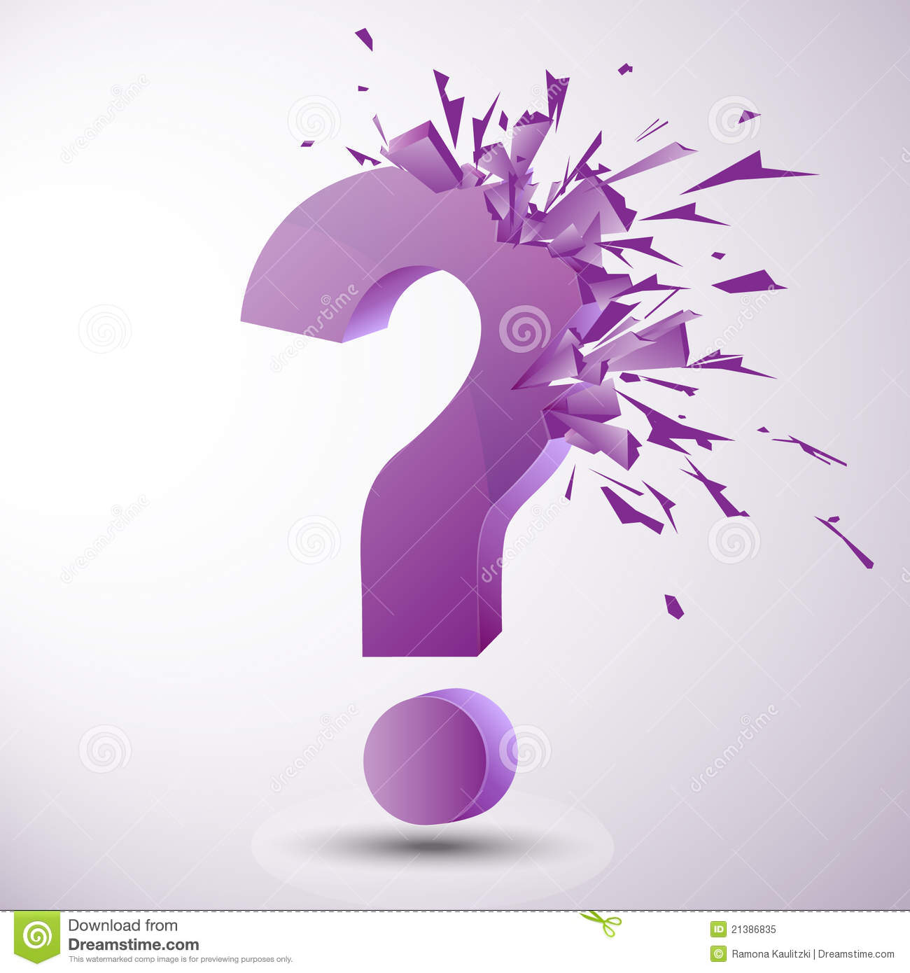 question mark royalty free stock photo   image 21386835