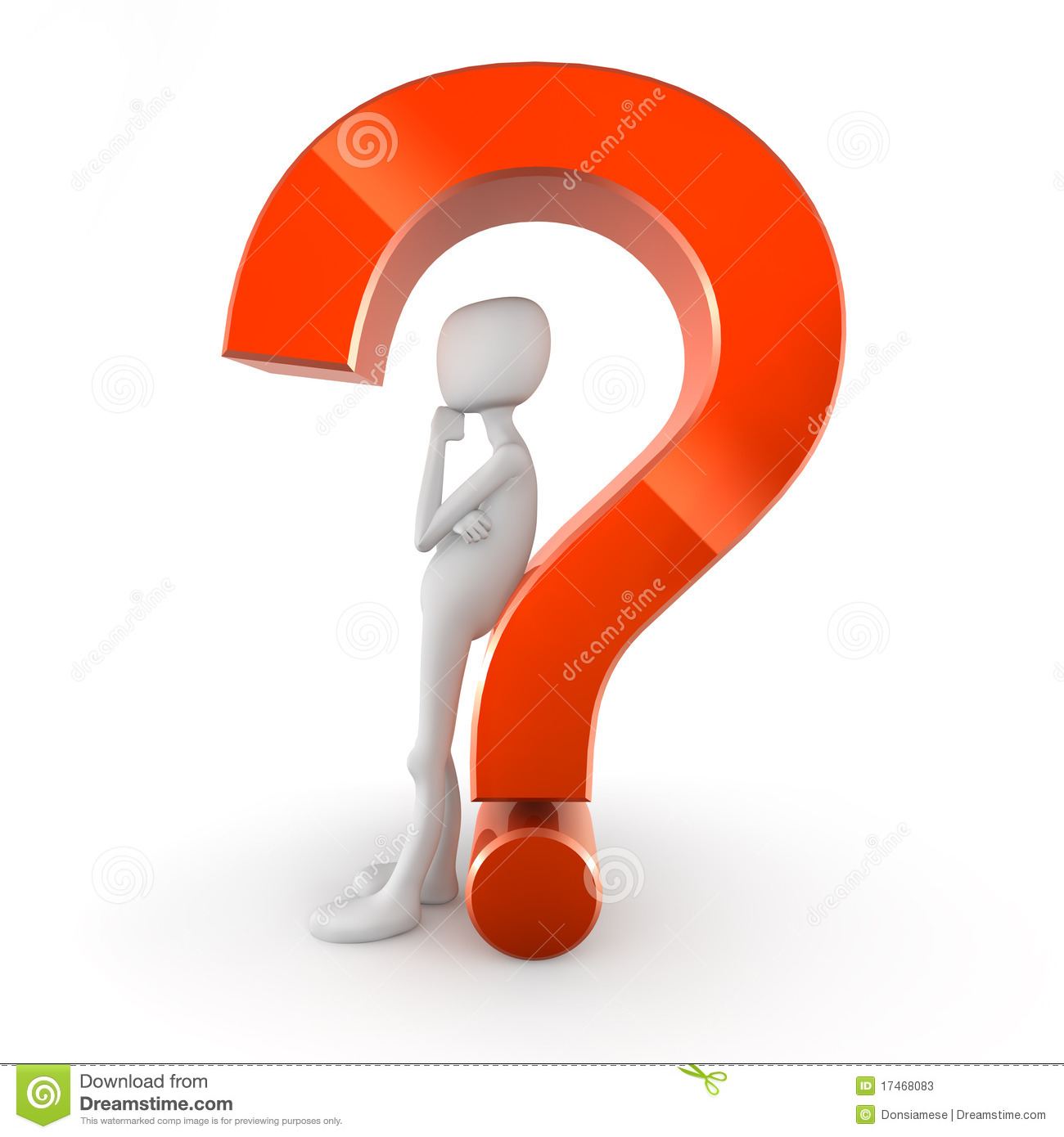 Question Sign Stock Photos - Image: 17468083