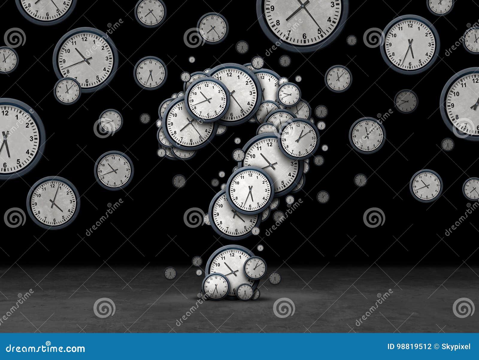 Question Time Concept