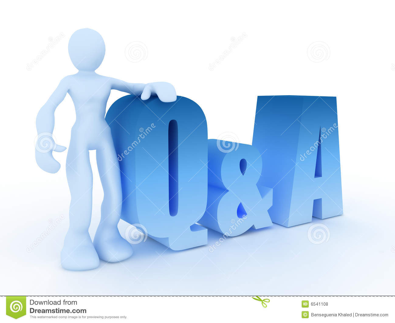 Royalty Free Stock Photos  Questions and answersQuestions And Answers Session