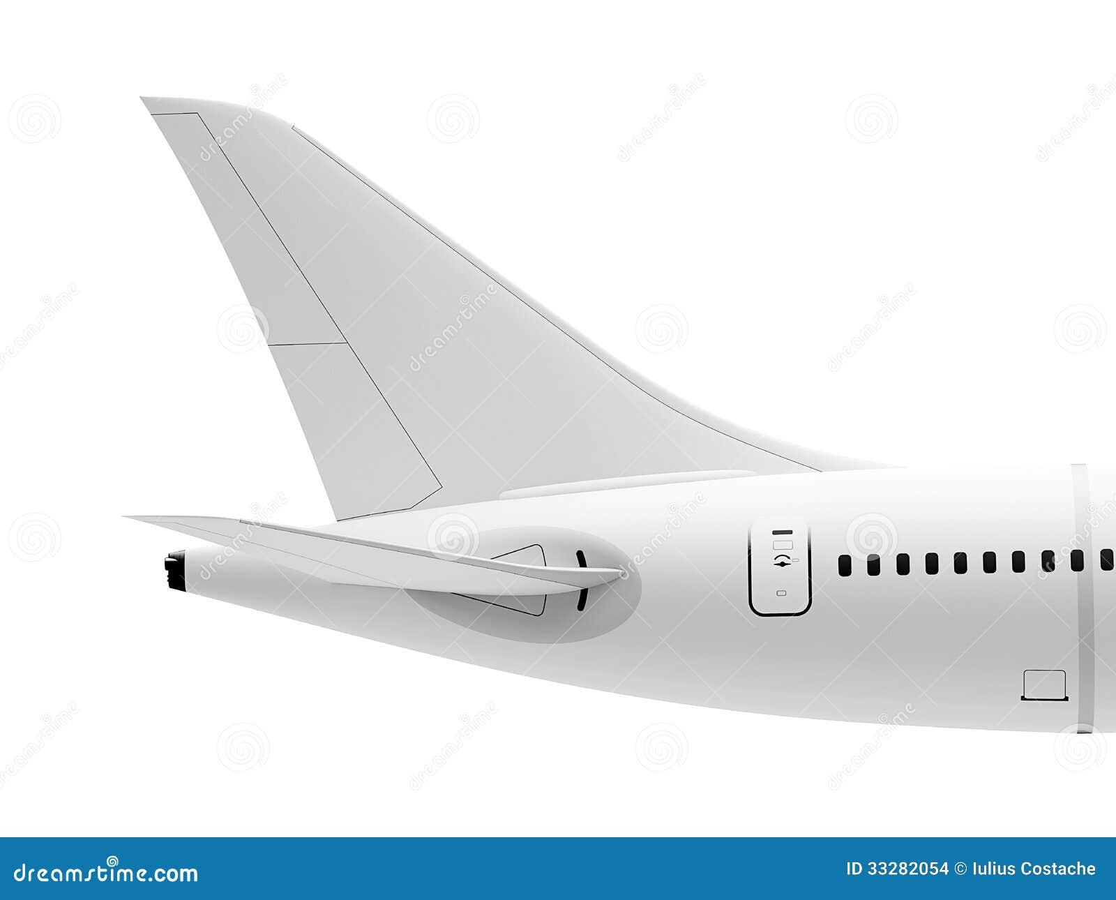 Queue d avion