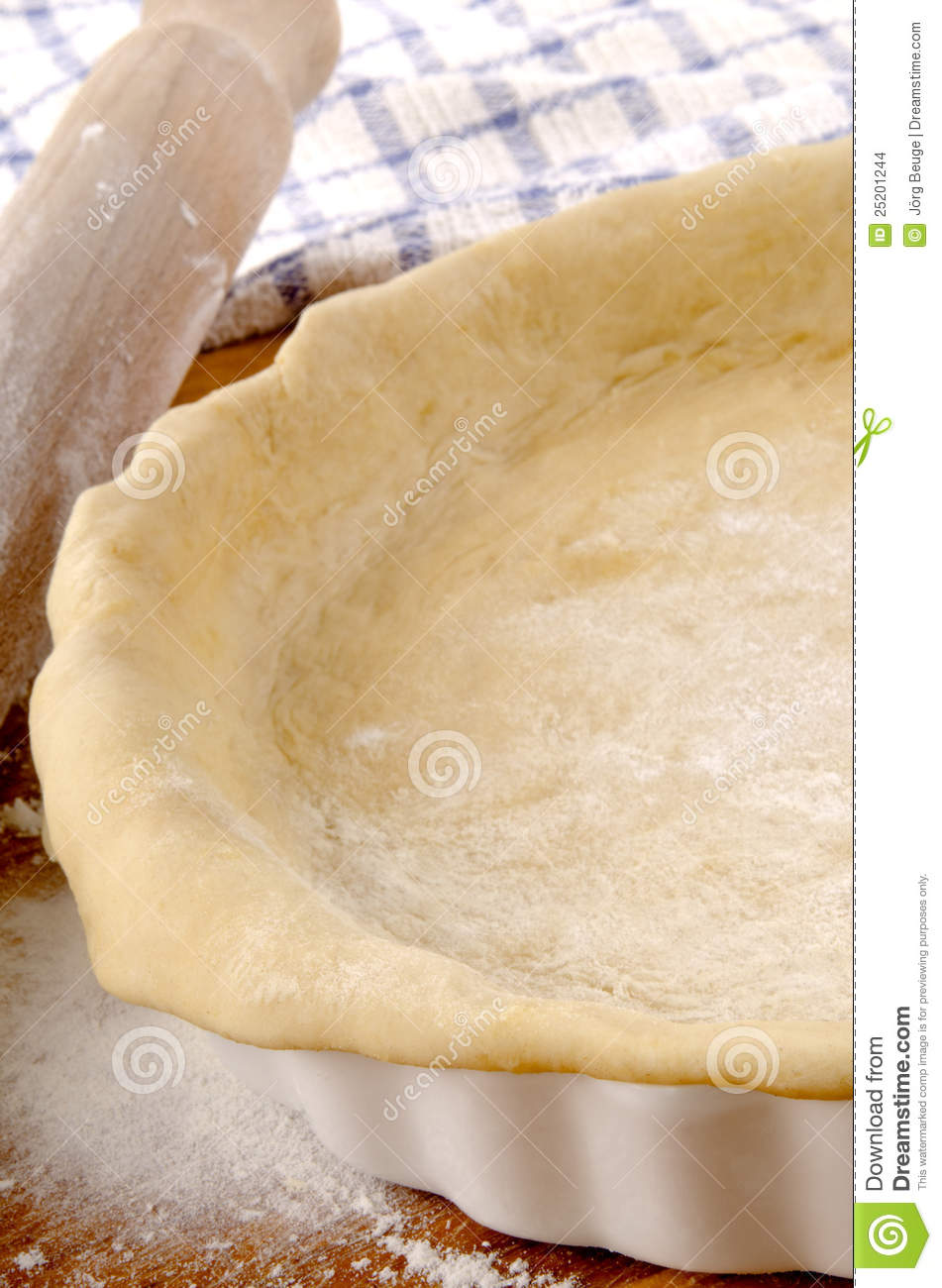 quiche dough is placed in a baking form stock images image 25201244. Black Bedroom Furniture Sets. Home Design Ideas