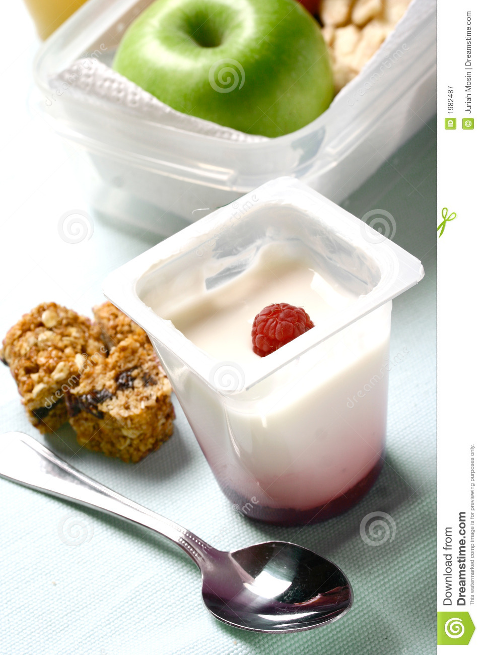Quick and convenient snack or light lunch