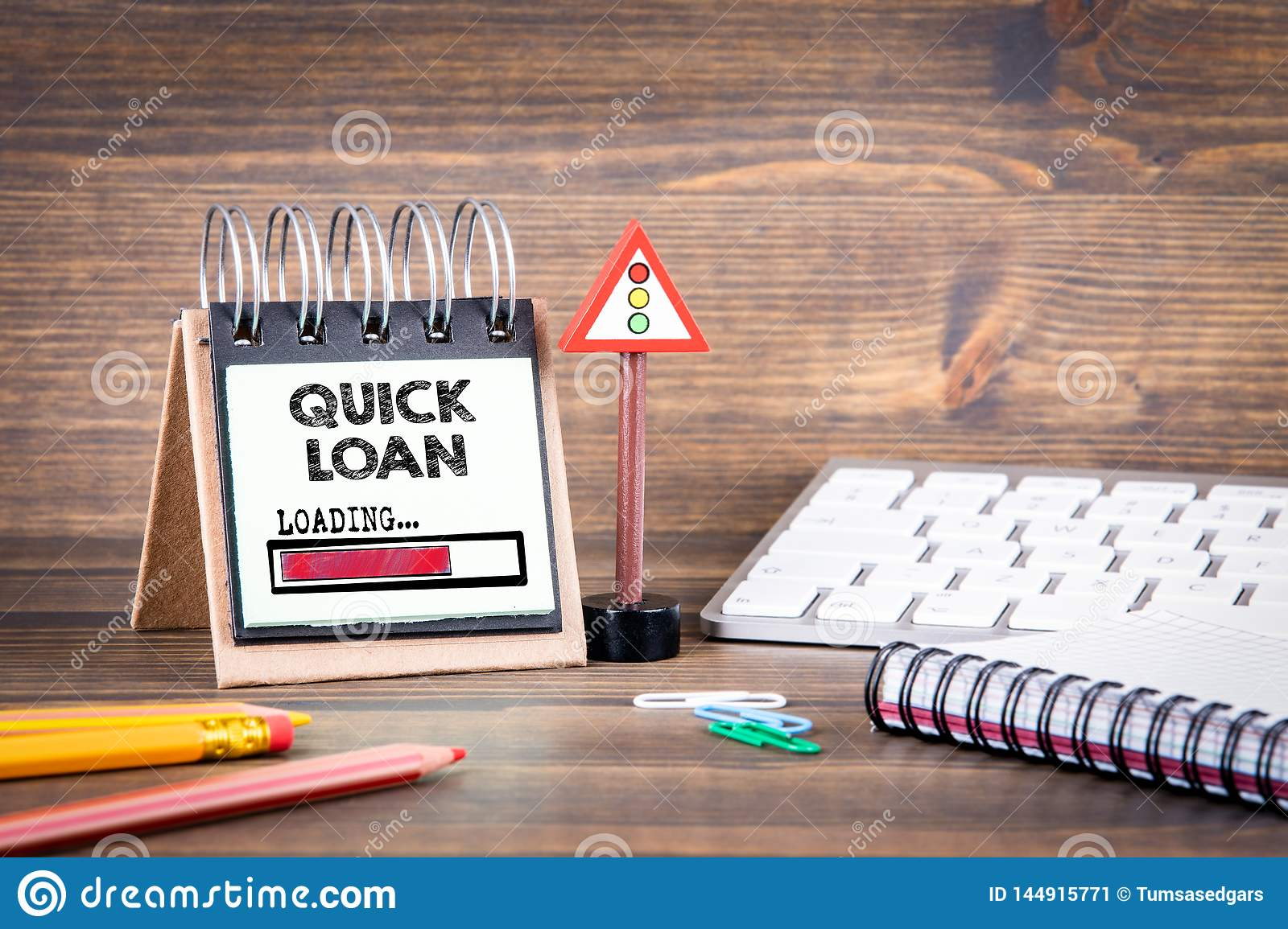 Quick loan concept. fast money providence, business and finance services