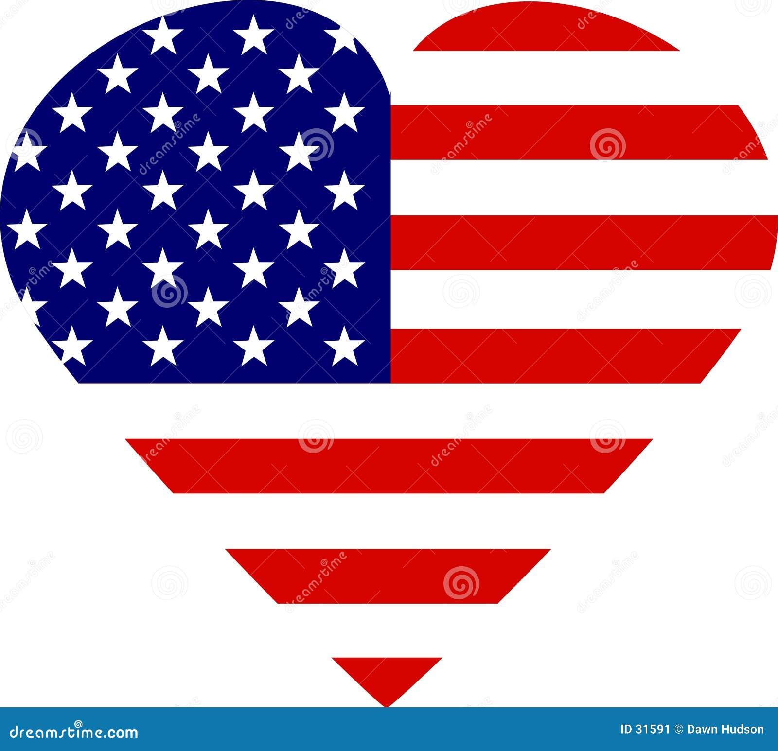 Download Quiero América ilustración del vector. Ilustración de estrellas - 31591