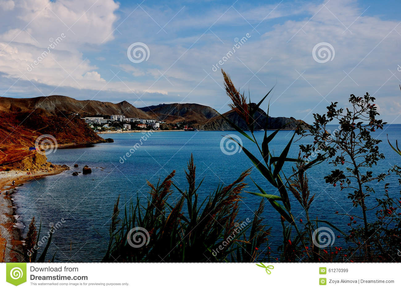 Silent Cove in Koktebel: description, how to get, reviews 32