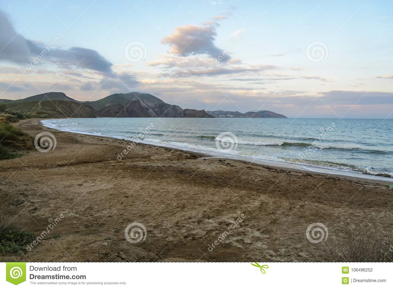 Silent Cove in Koktebel: description, how to get, reviews 3