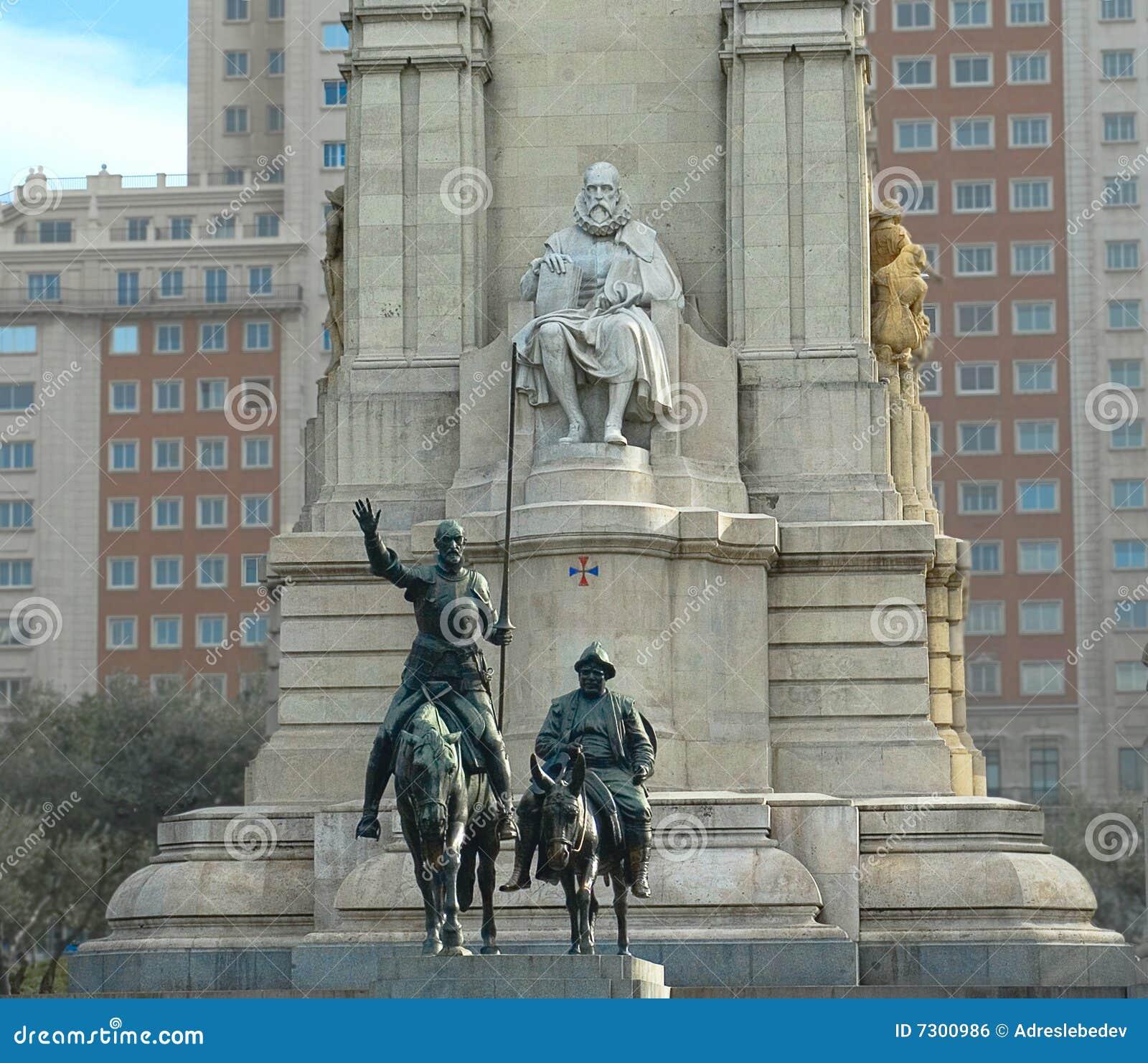Quijote del Don e panza di sancho