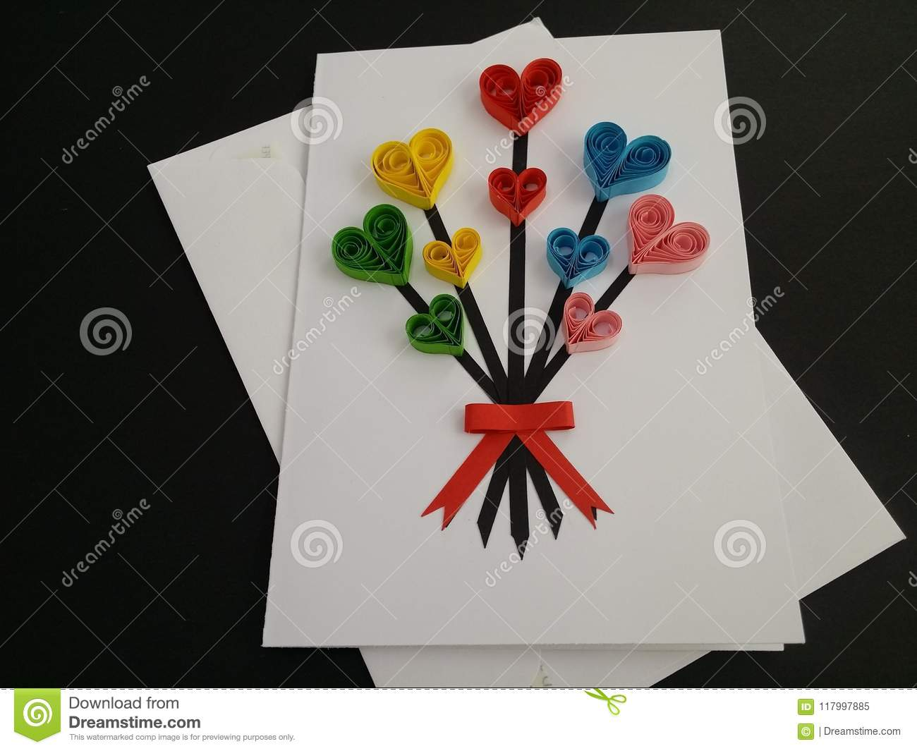 Paper Quilling Greeting Cards All The Events Birthday New Year Ramadan Friendship Day