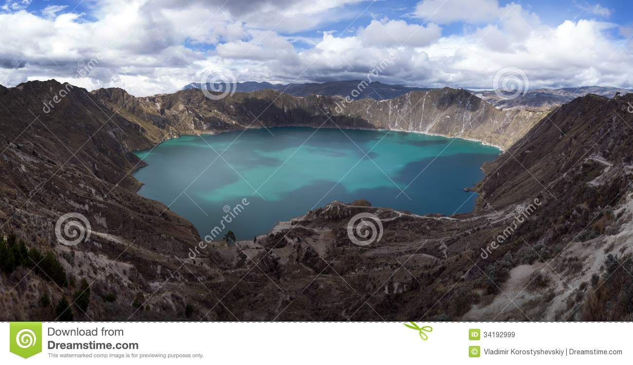 quilotoa caldera royalty free stock images image 34192999 volcano clip art eruption volcano clipart background